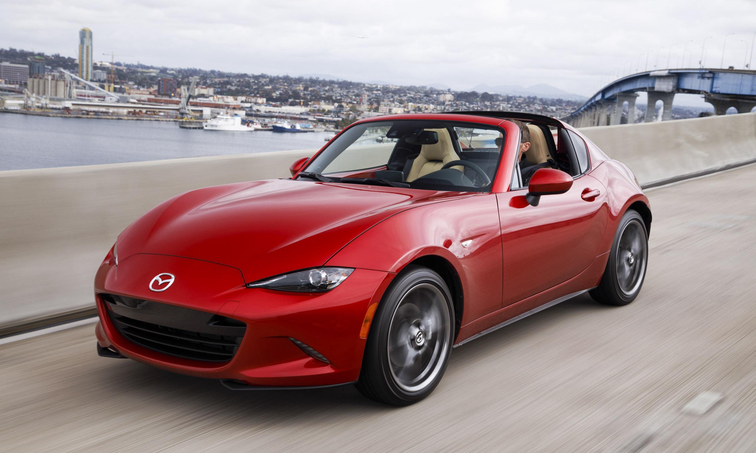 © Mazda North America
