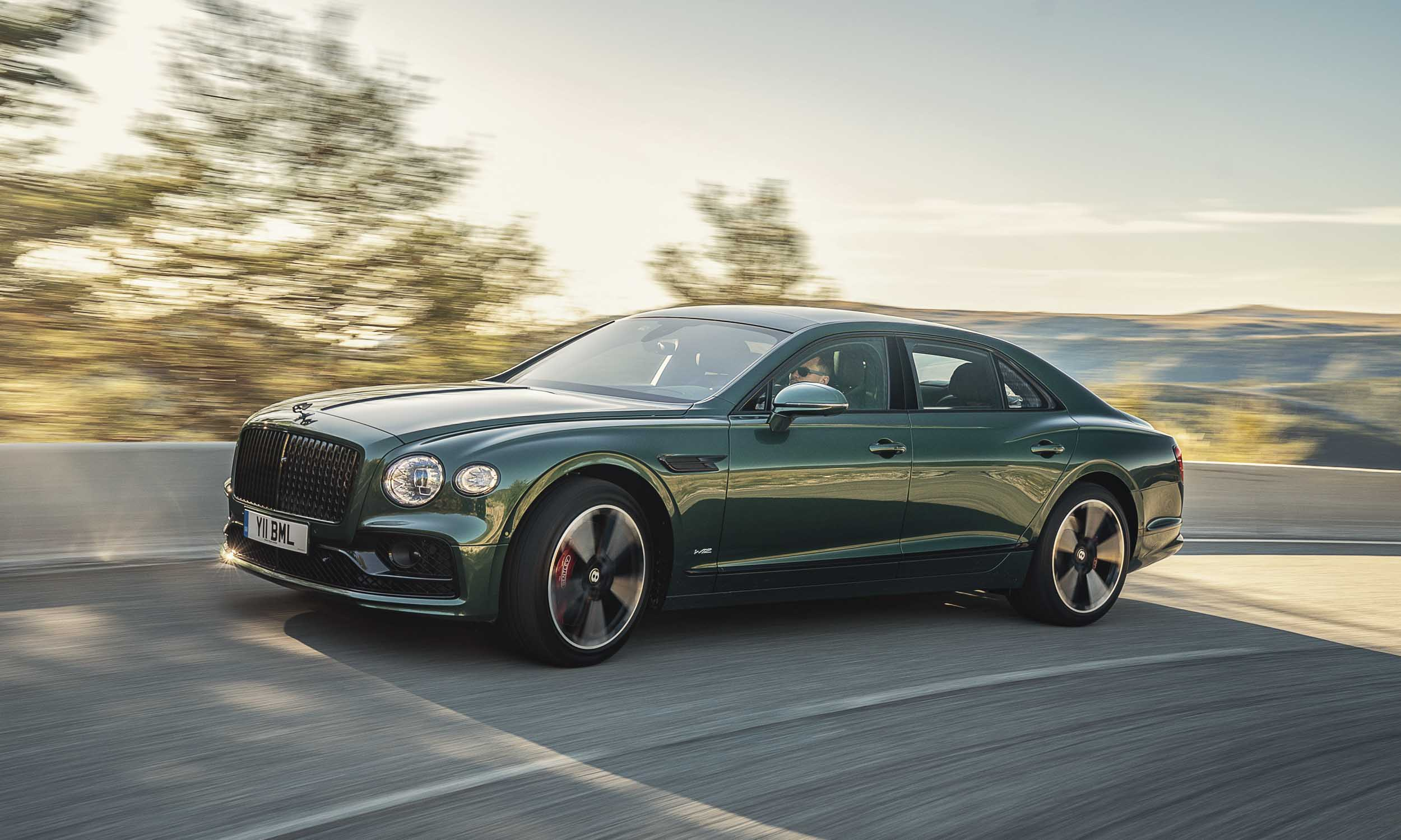 © Bentley Motors