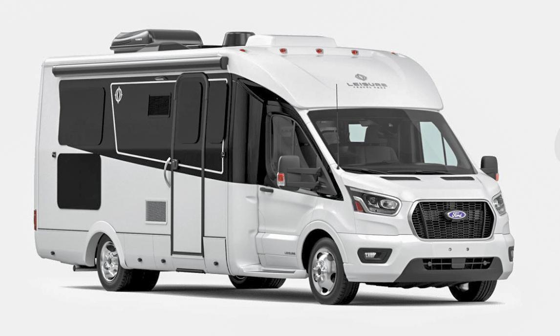 © Leisure Travel Vans