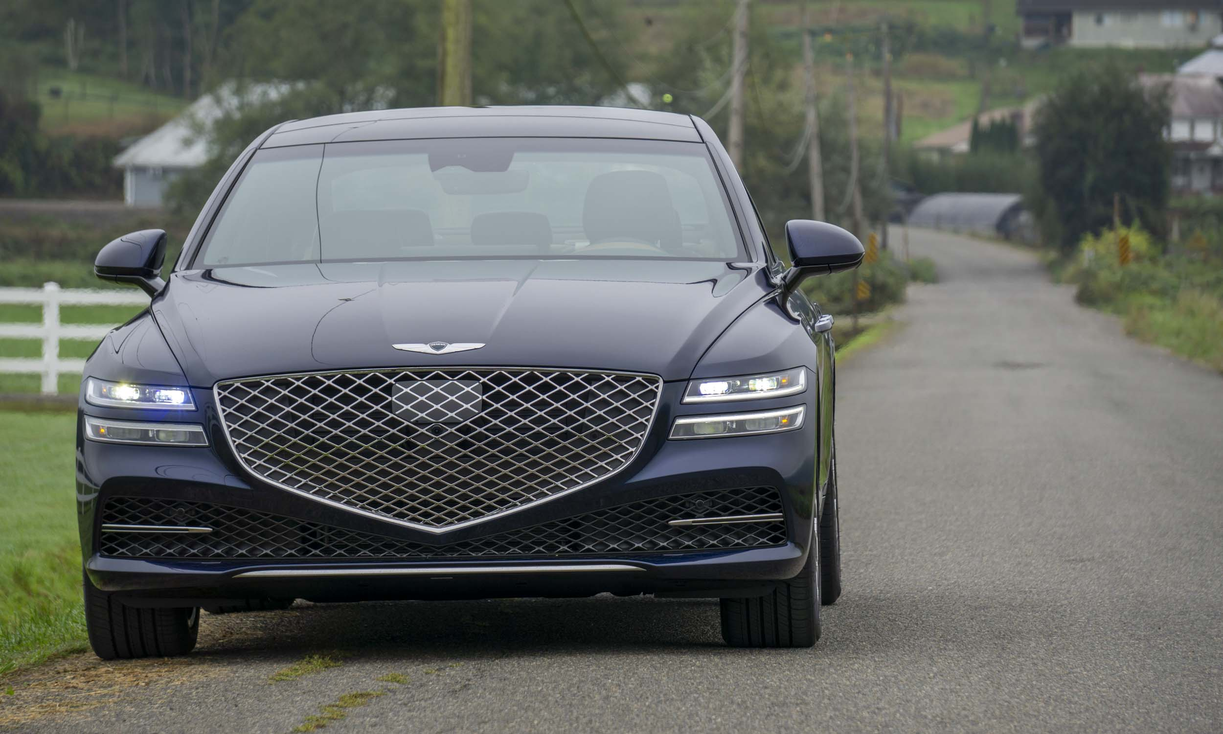 2021 Genesis G80: First Drive Review   Our Auto Expert