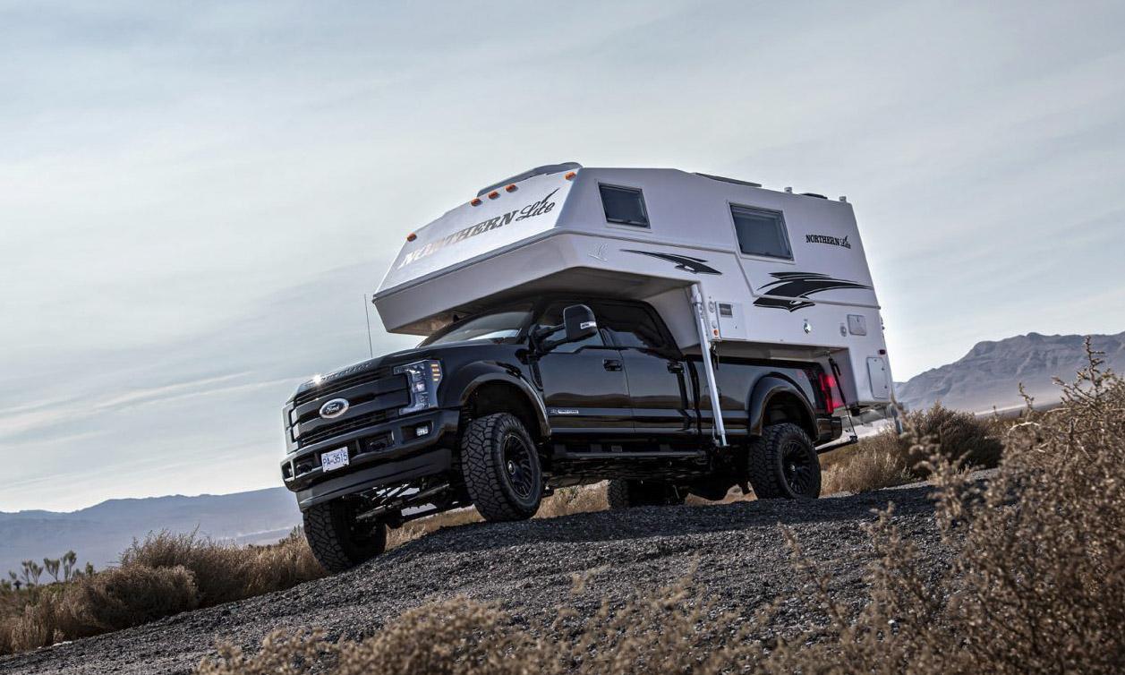 © Northern Lite Truck Campers