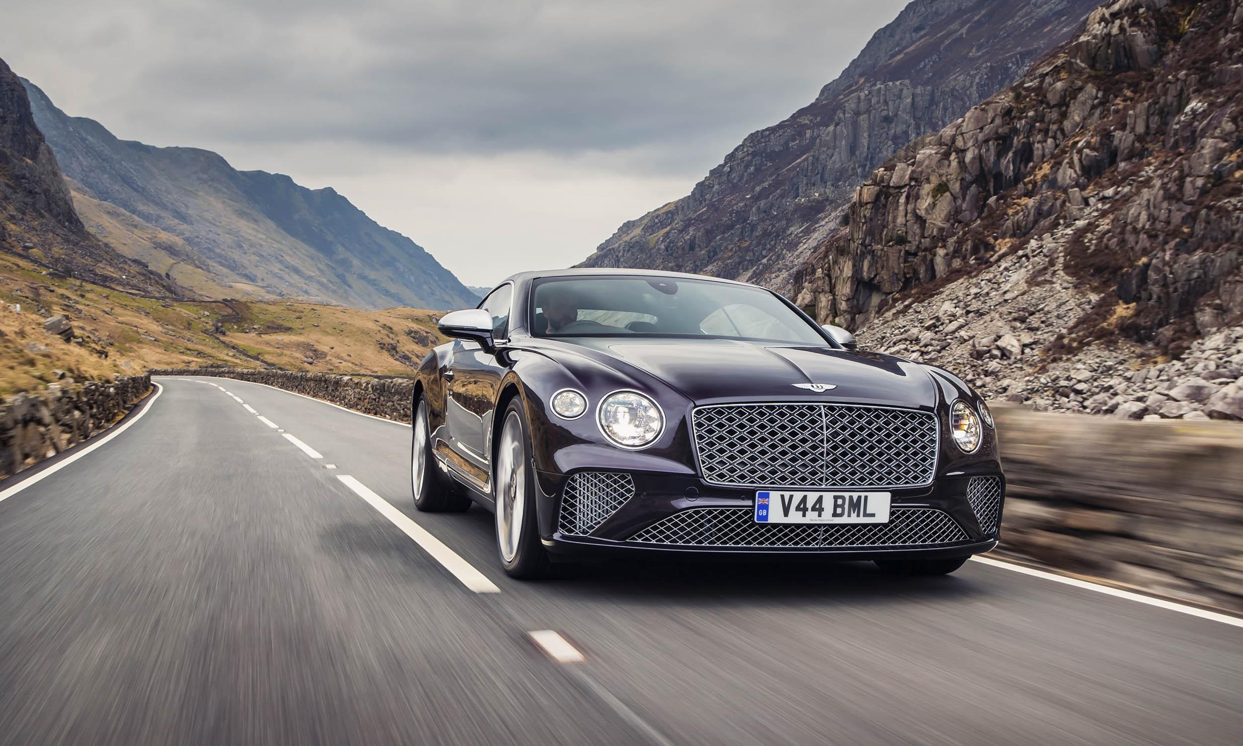 © Bentley Motors