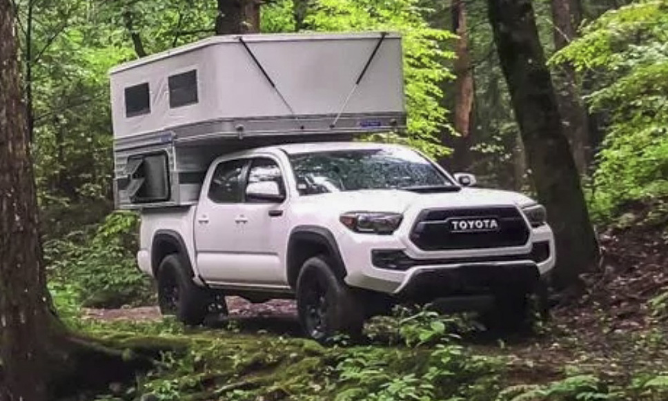© Four Wheel Campers