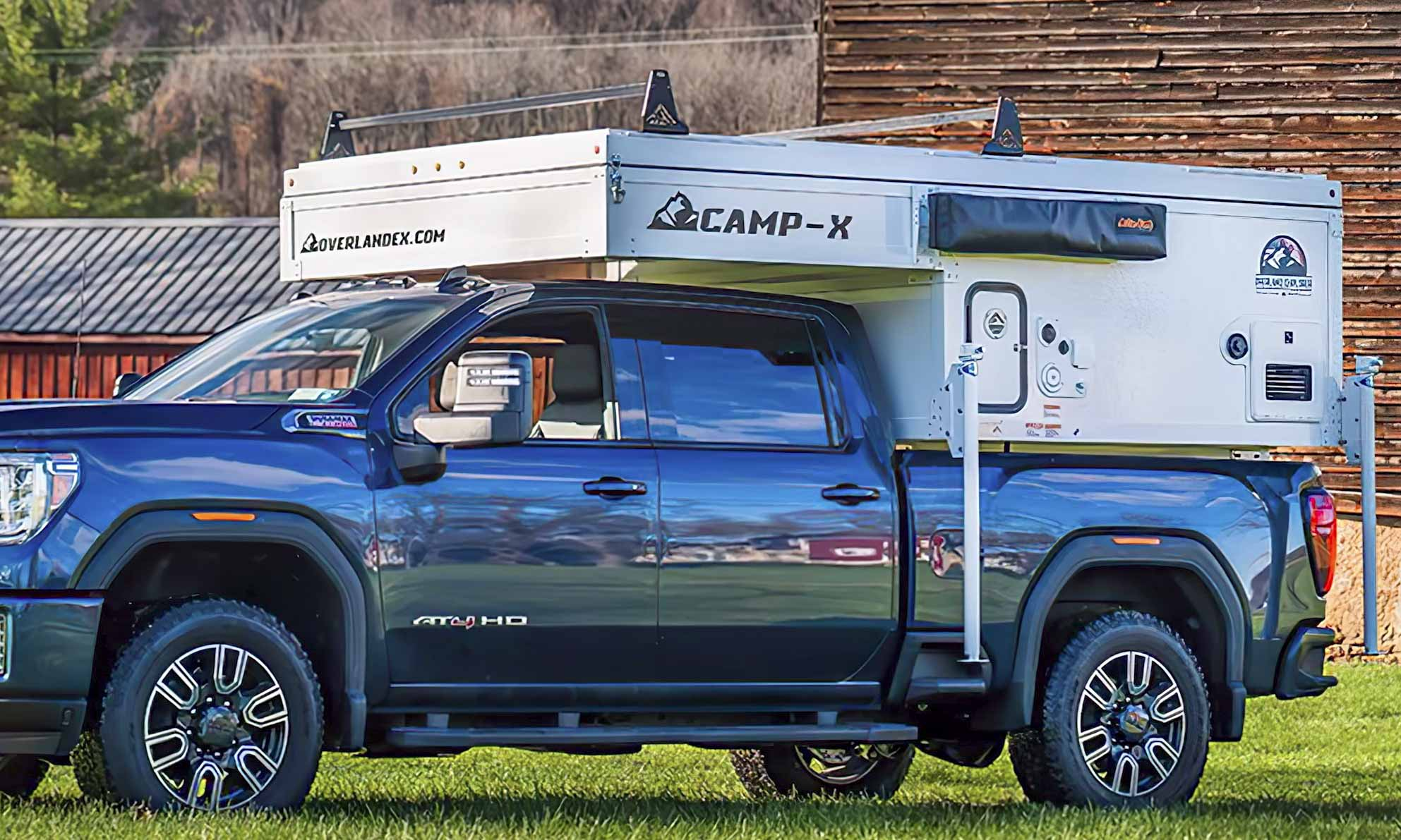 © Overland Explorer Vehicles