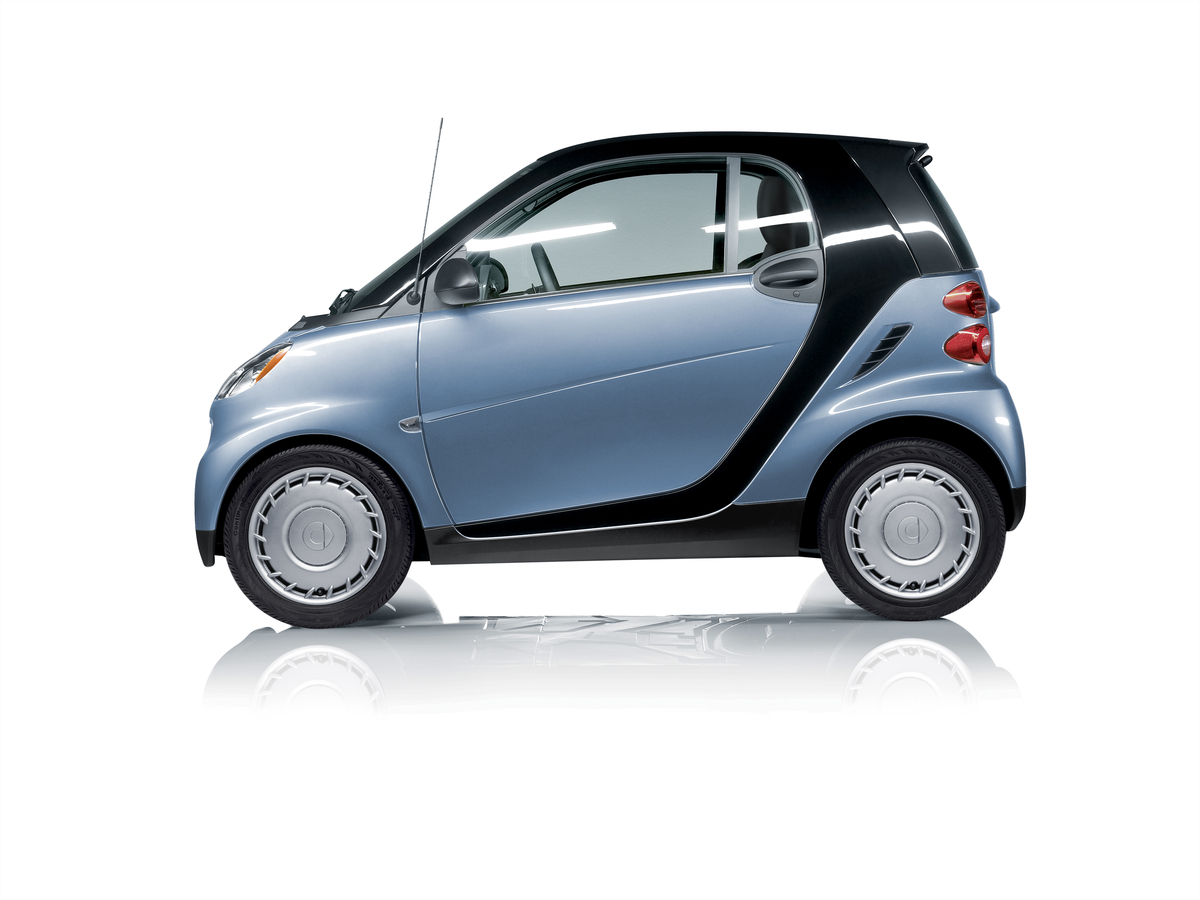 smart fortwo Pure Coupe