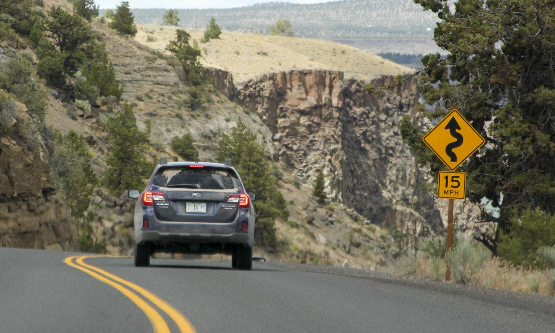 2015 Subaru Outback (c) Perry Stern