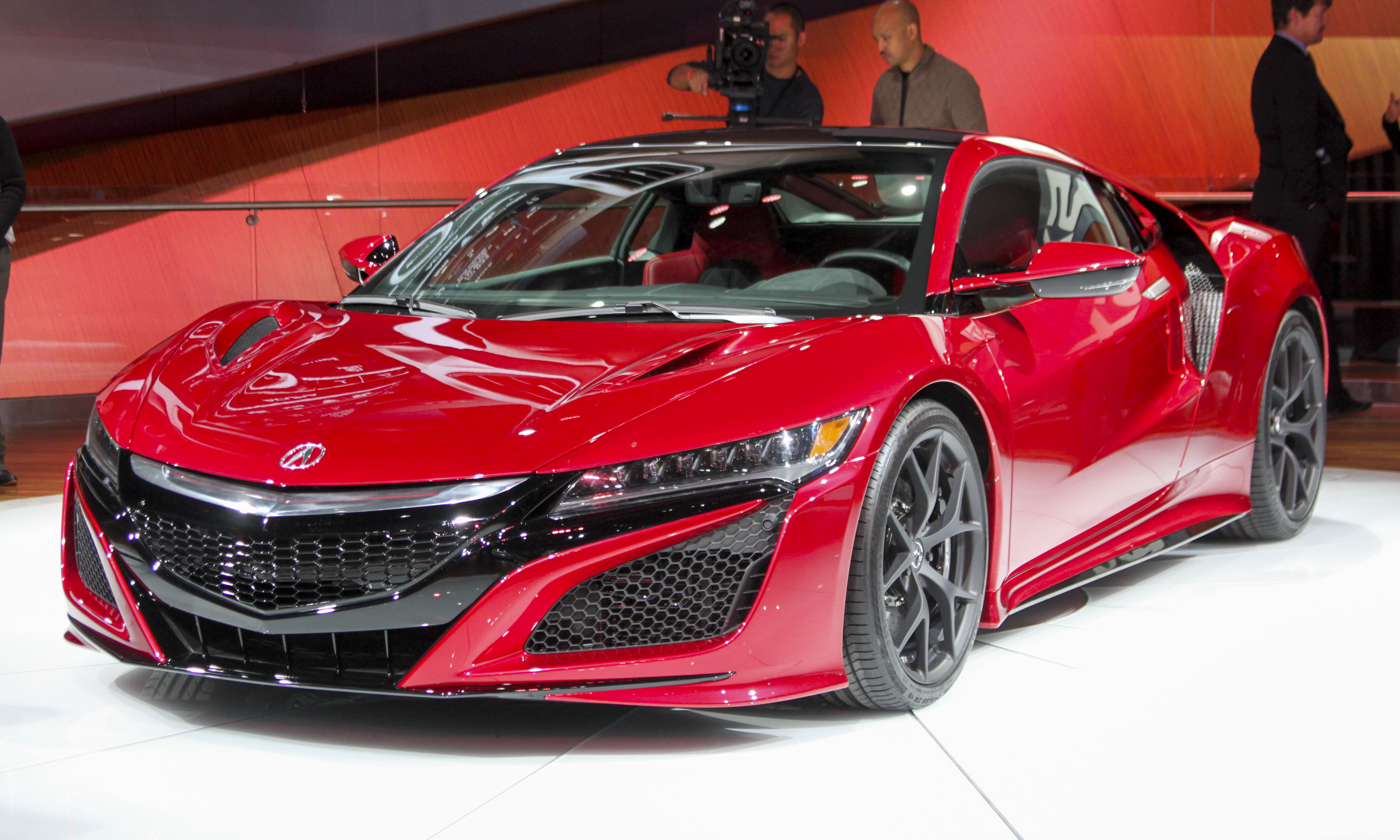 Acura NSX (c) Perry Stern