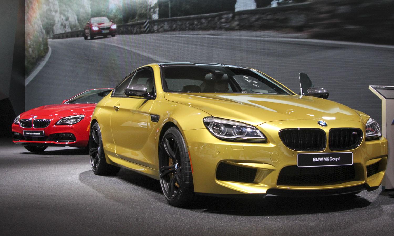 BMW M6 (c) Perry Stern