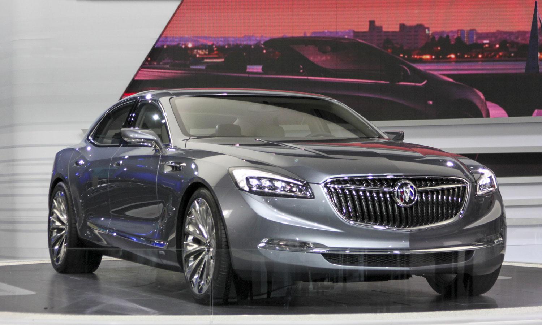 Buick Avenir Concept (c) Perry Stern