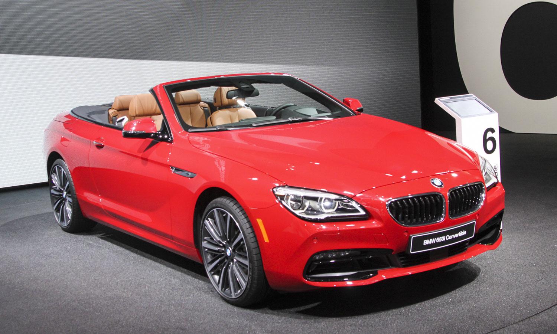BMW 6 Series (c) Perry Stern