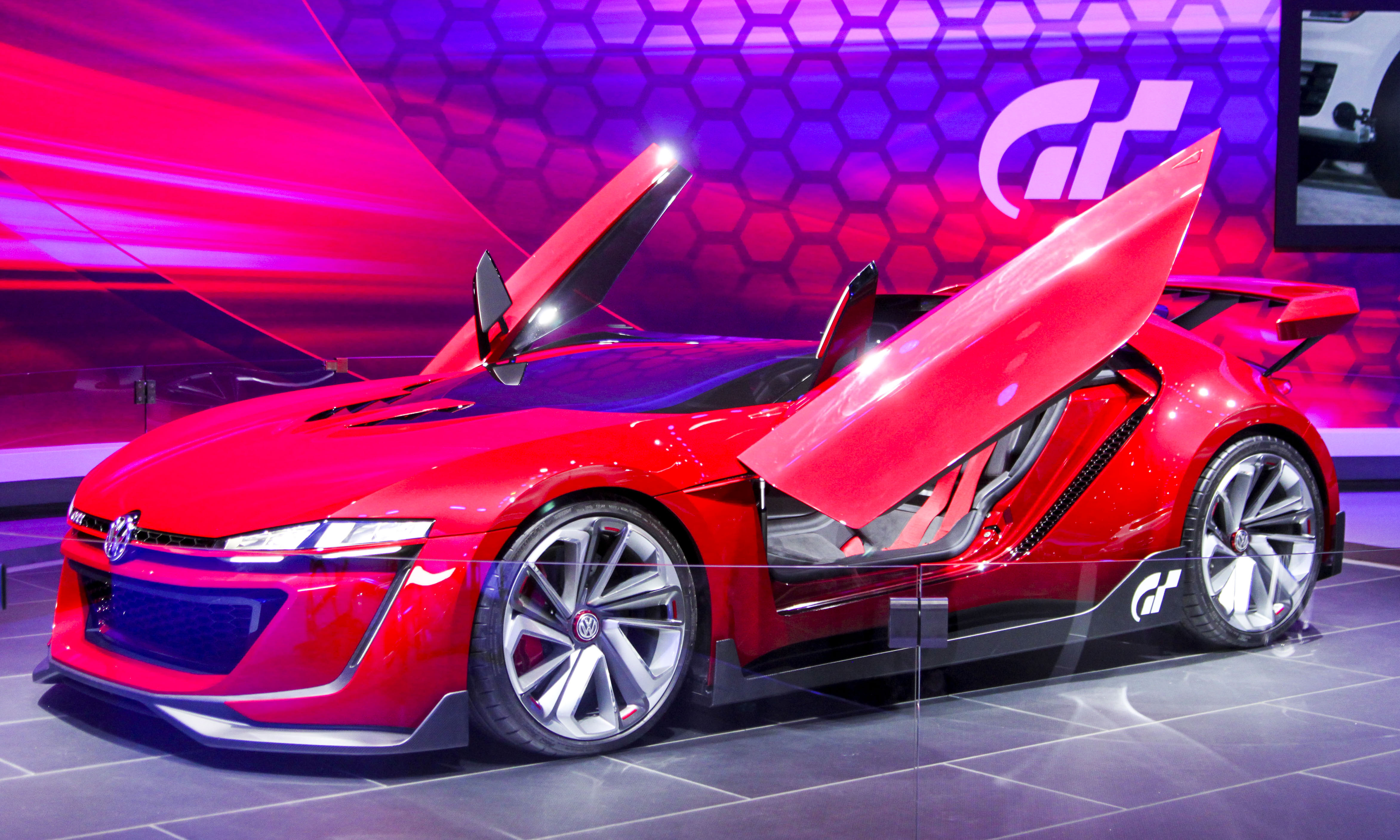 LA Auto Show Concepts AutoNXT - Cool cars 2014