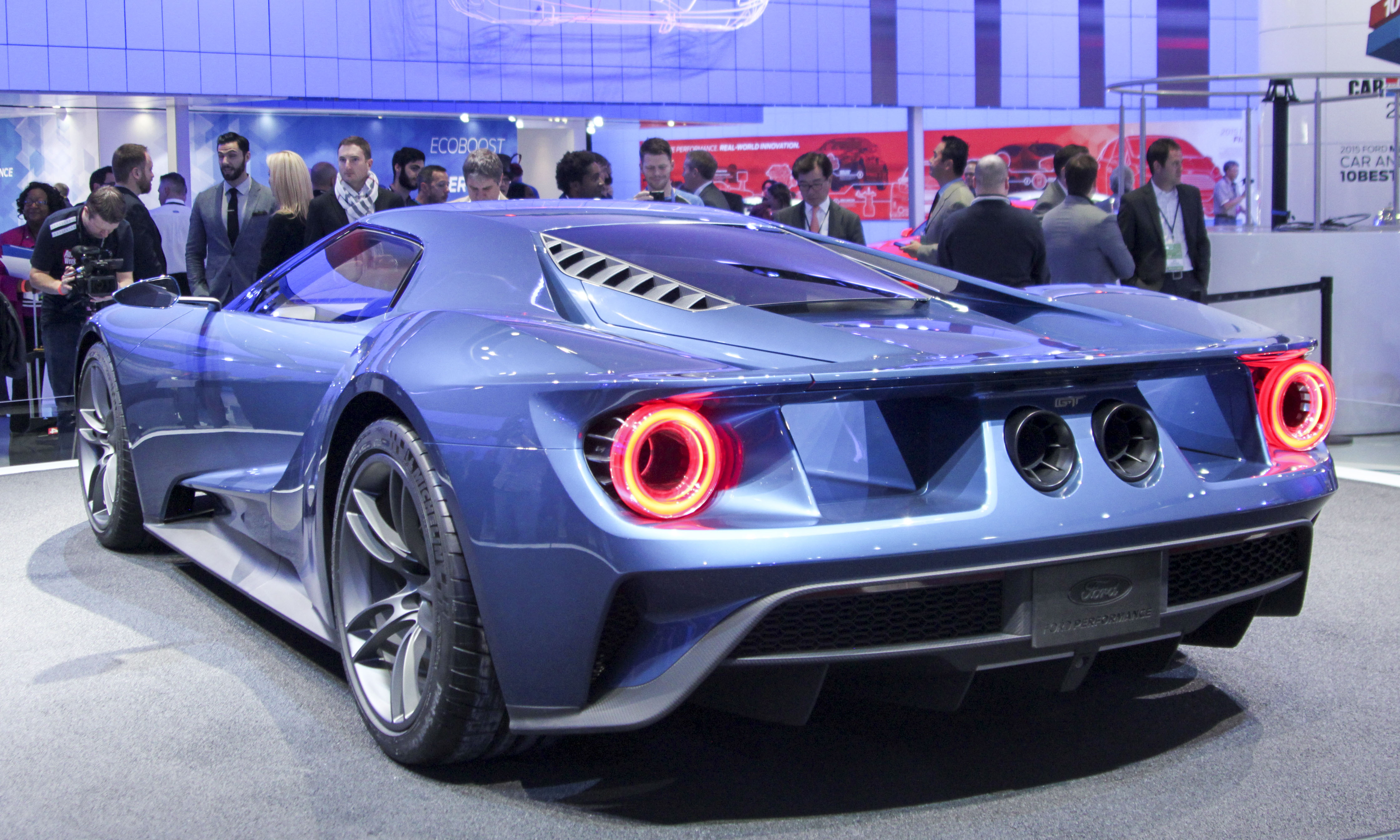 Ford GT (c) Perry Stern