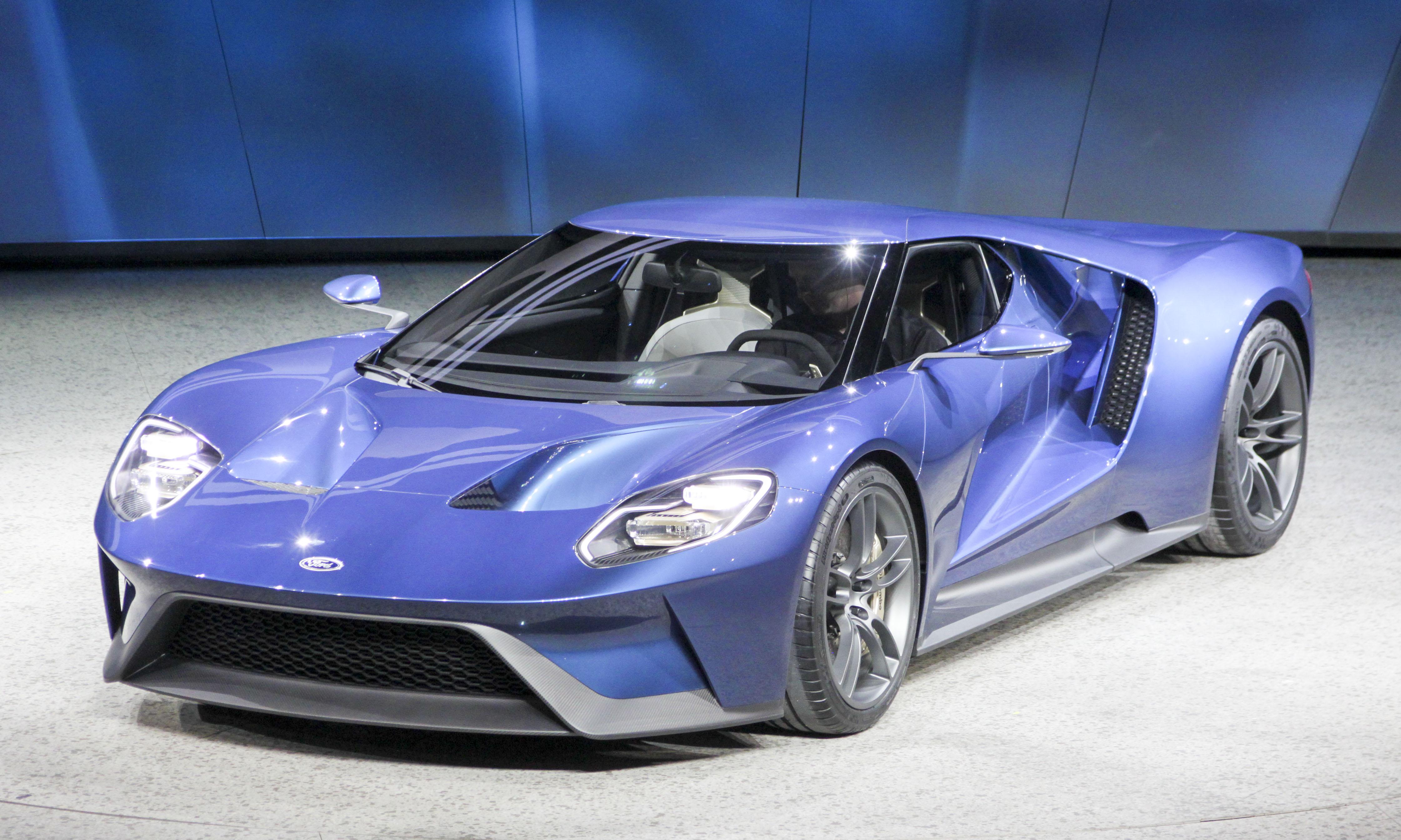 Ford GT & Ford Performance Takes Detroit » AutoNXT markmcfarlin.com