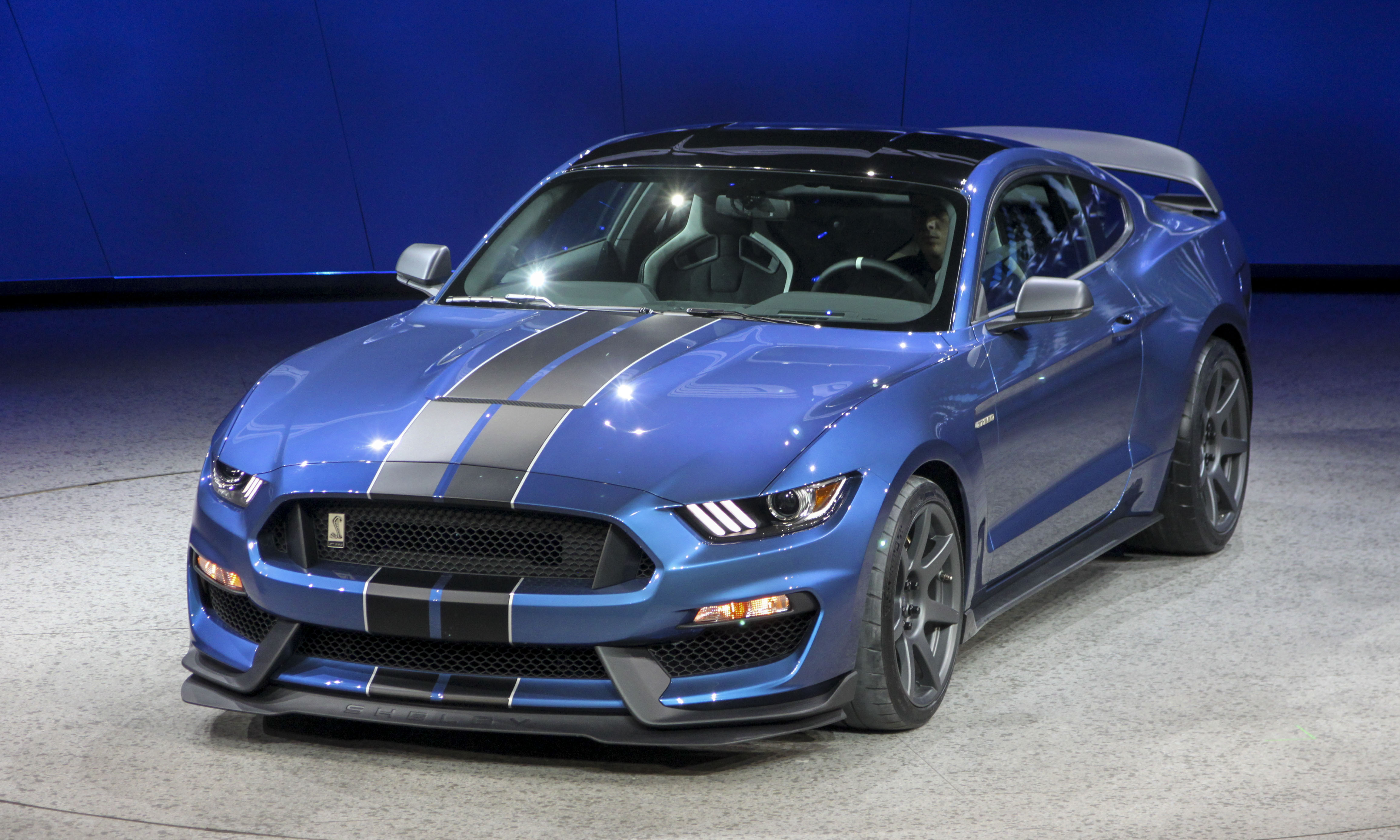 Shelby GT350R Mustang (c) Perry Stern
