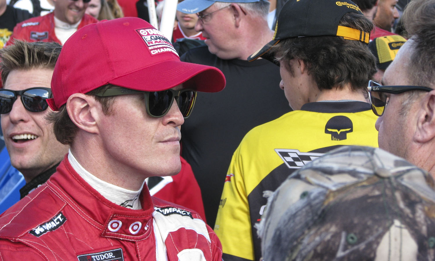 Scott Dixon (c) Mike Meredith
