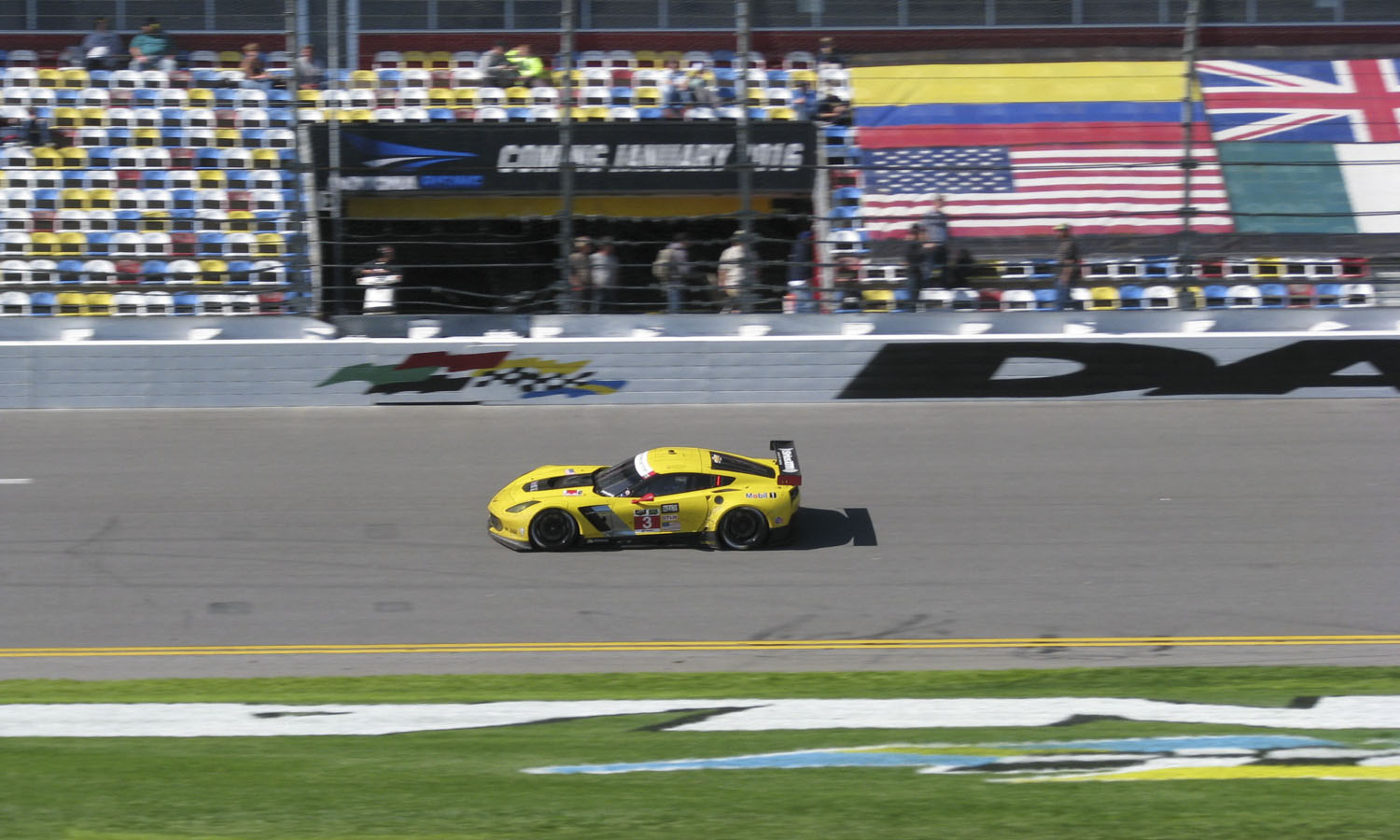 No. 3 Corvette Racing Chevrolet Corvette C7.R (c) Mike Meredith