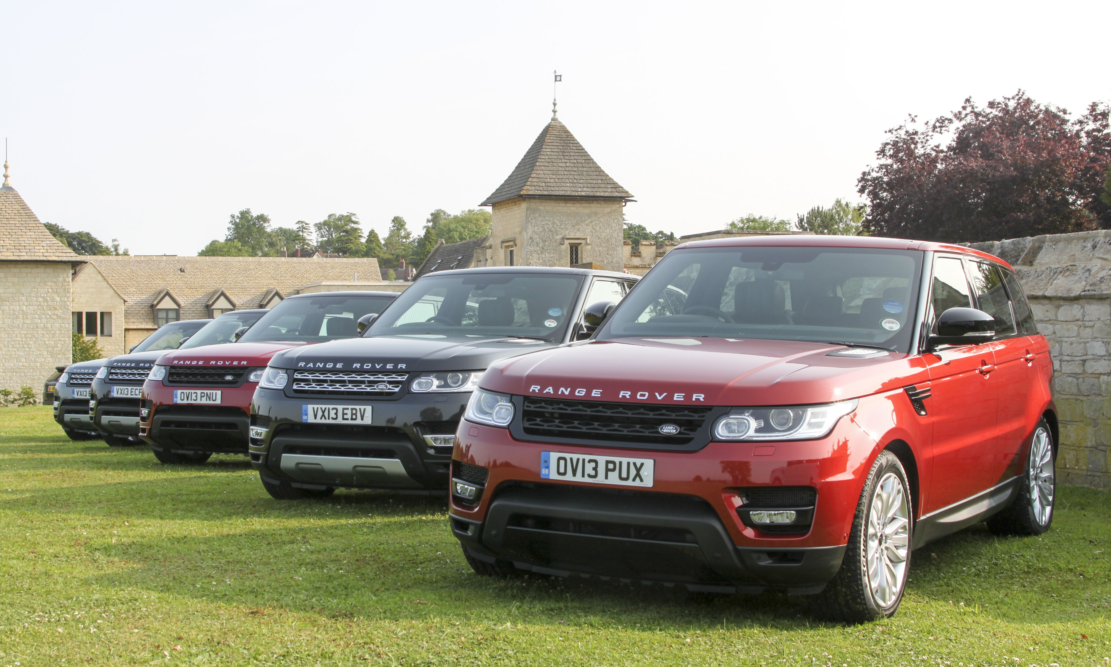 Land Rover Range Rover Sport (c) Perry Stern