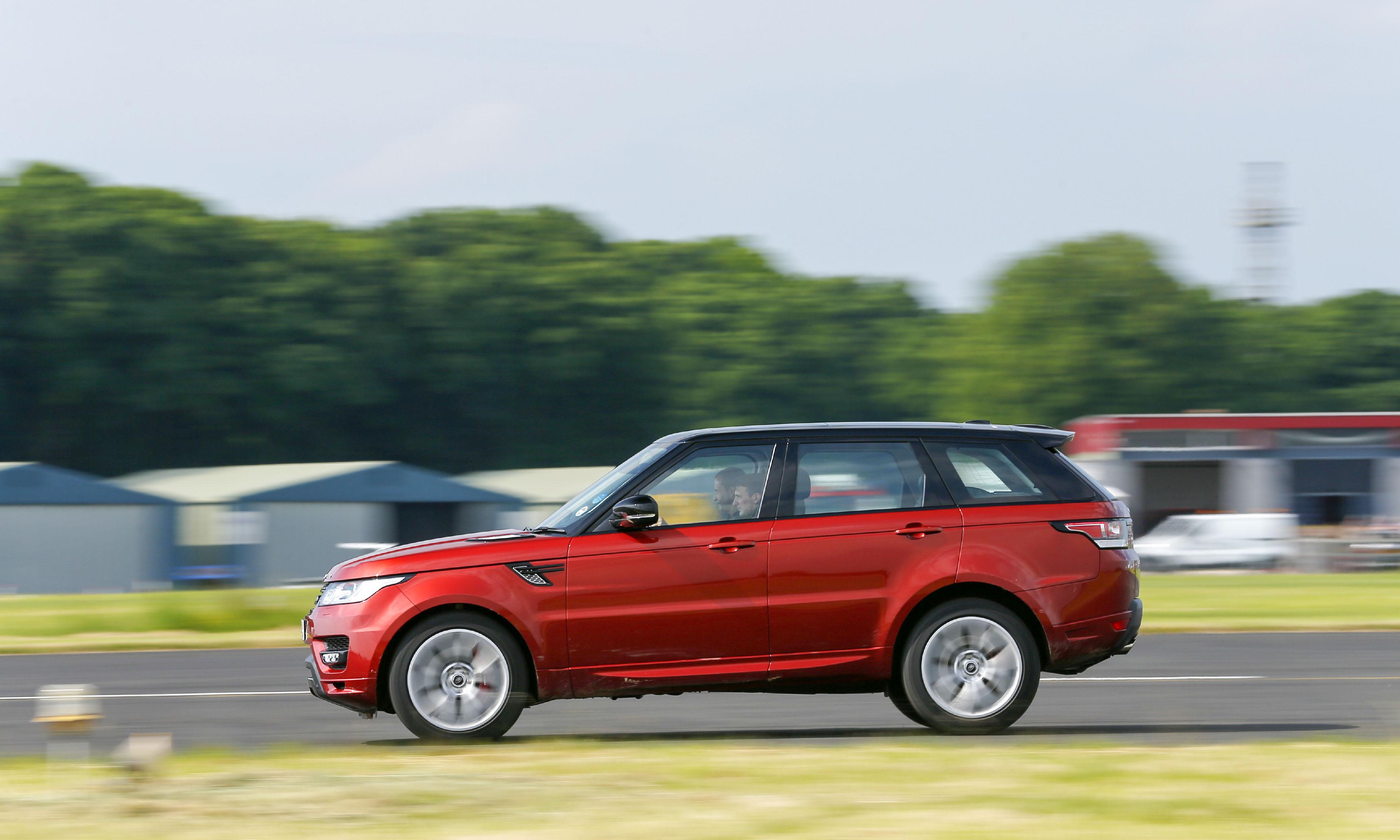 Land Rover Range Rover Sport (c) Land Rover