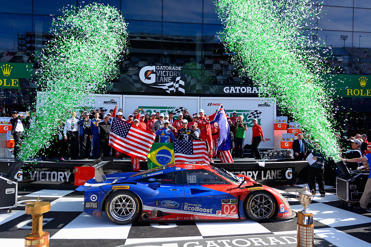 Ganassi Racing Takes Record 6th Rolex 24 Win - » AutoNXT