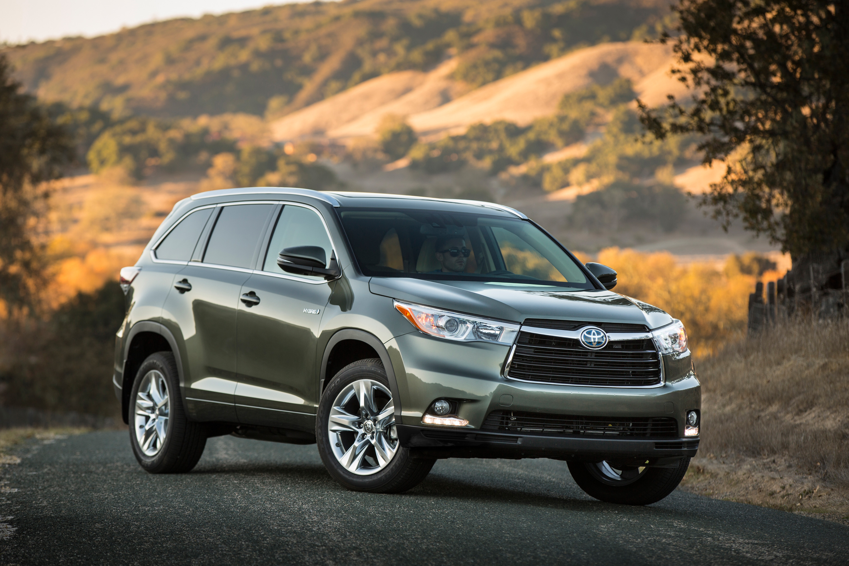 Toyota Motor Company Highlander Hybrid 4wd