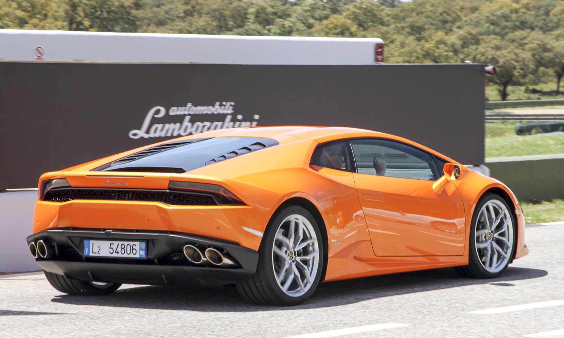 2015 Lamborghini Huracan Review Autonxt