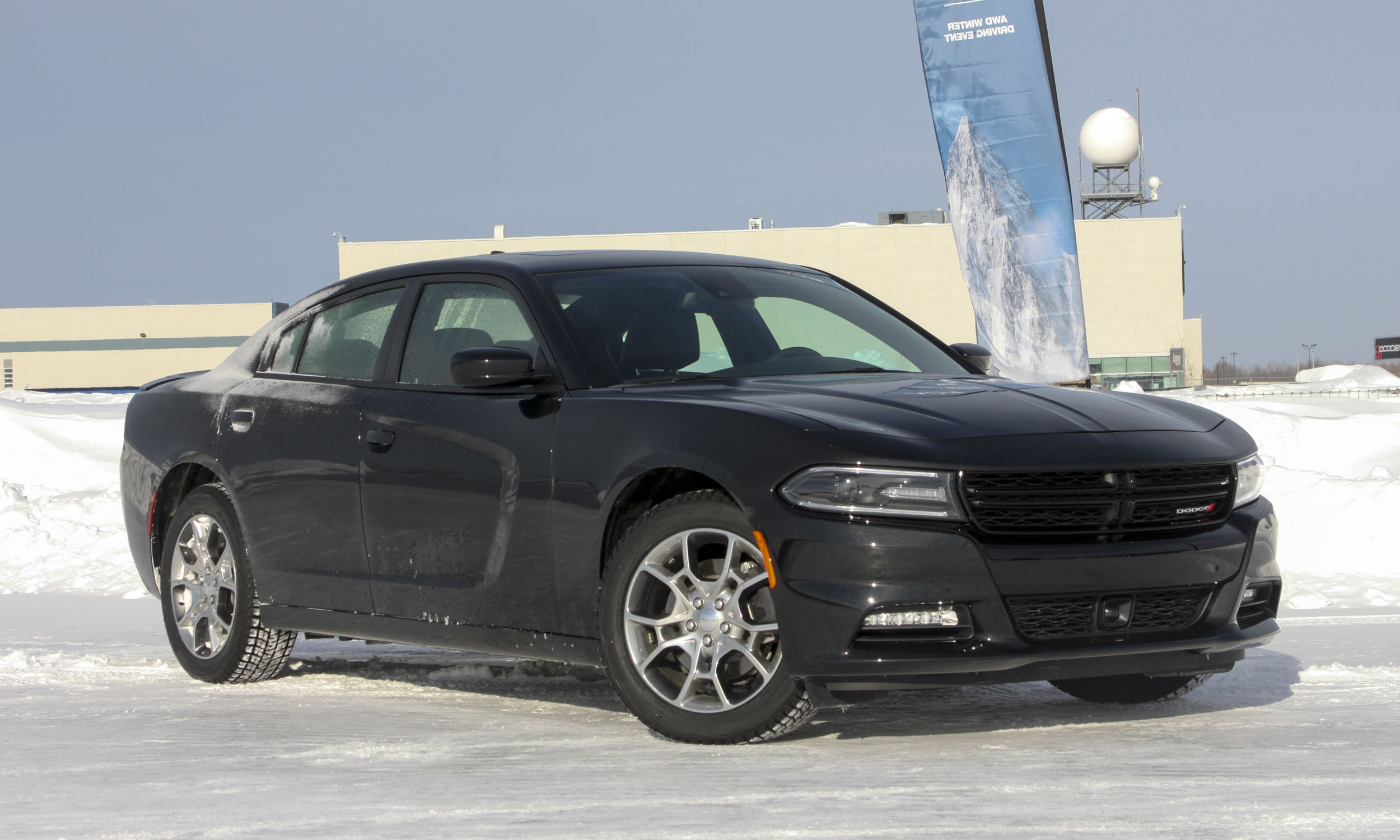 winter driving with chrysler autonxt. Black Bedroom Furniture Sets. Home Design Ideas