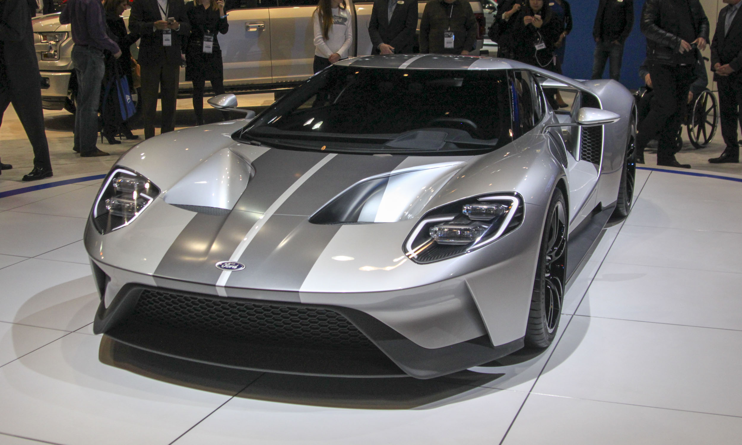 Photo Highlights From the 2015 Chicago Auto Show - » AutoNXT
