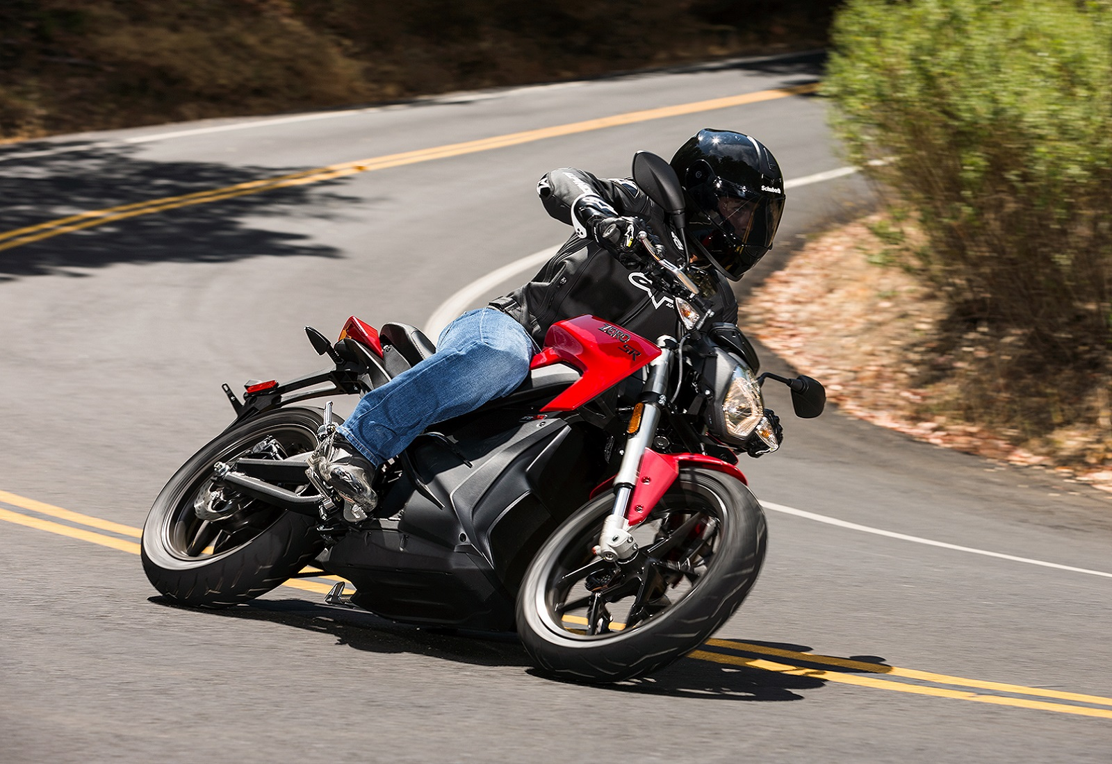 © Zero Motorcycles Inc
