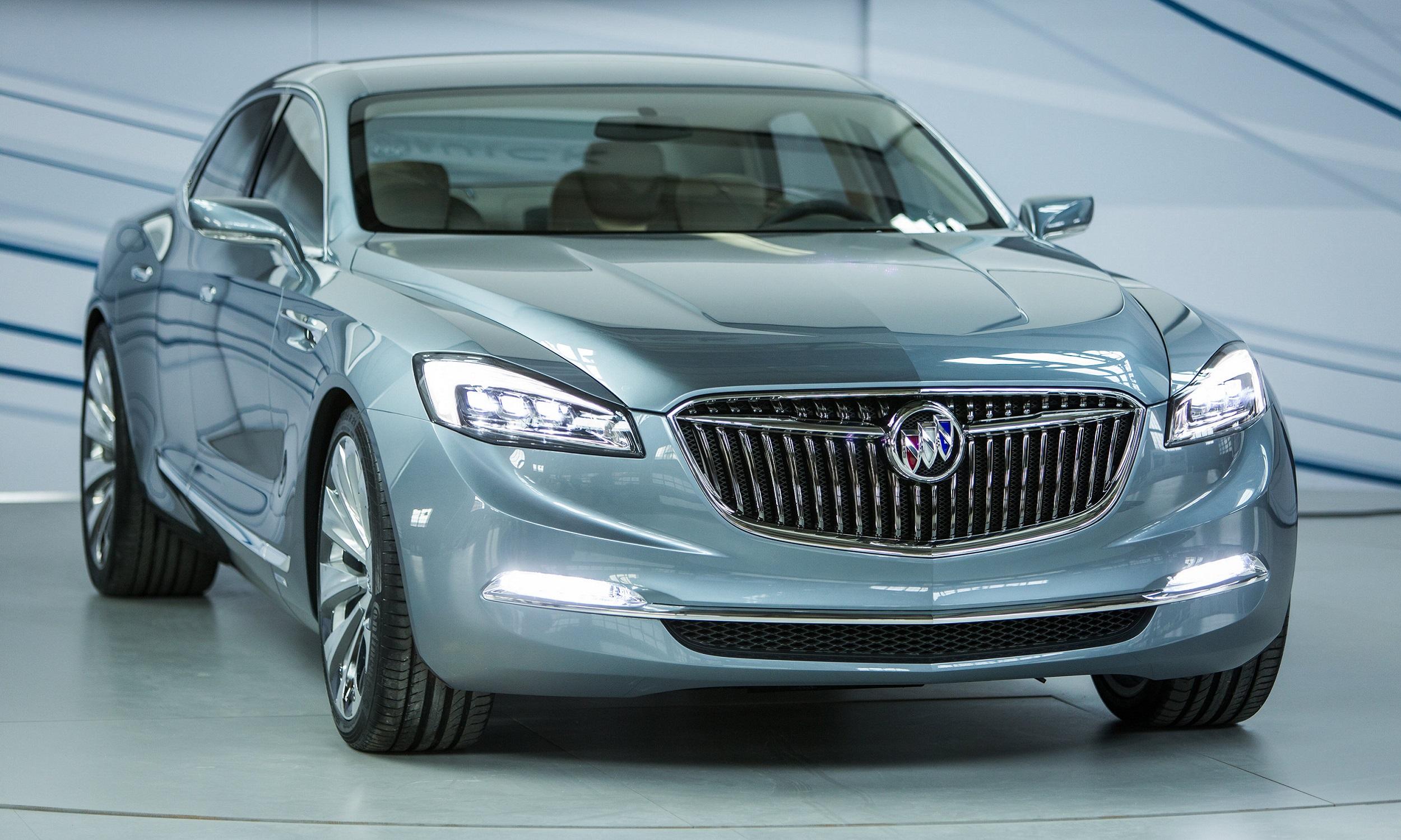 General motors buick avenir concept