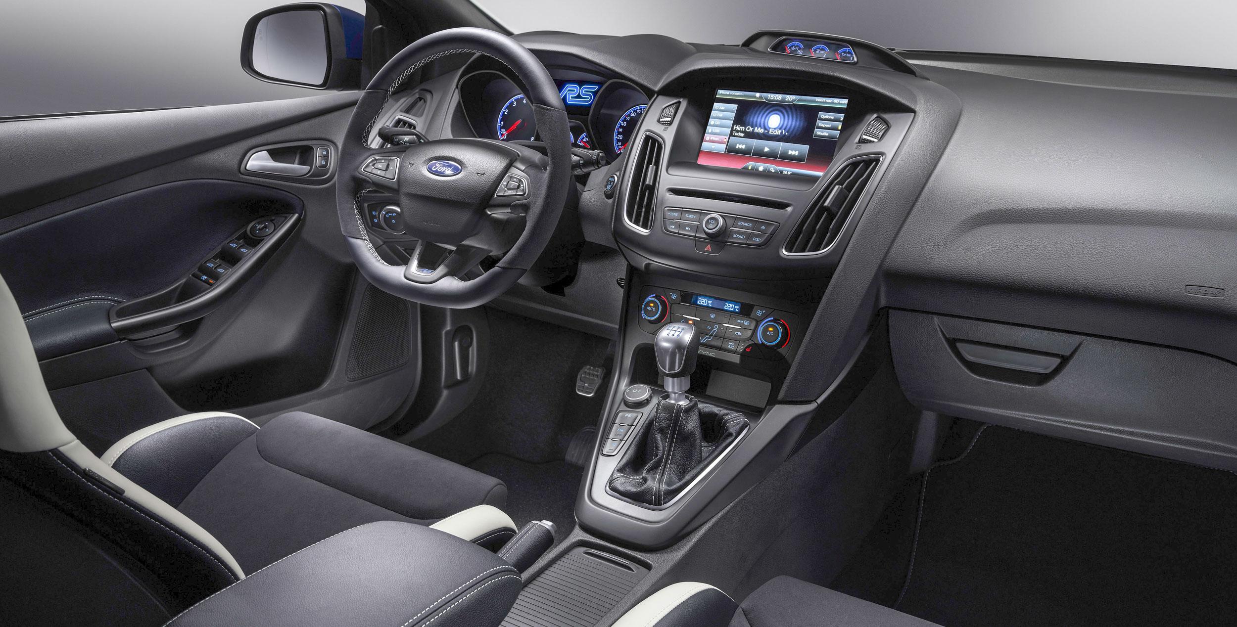 Ford Motor Company Proper Interior