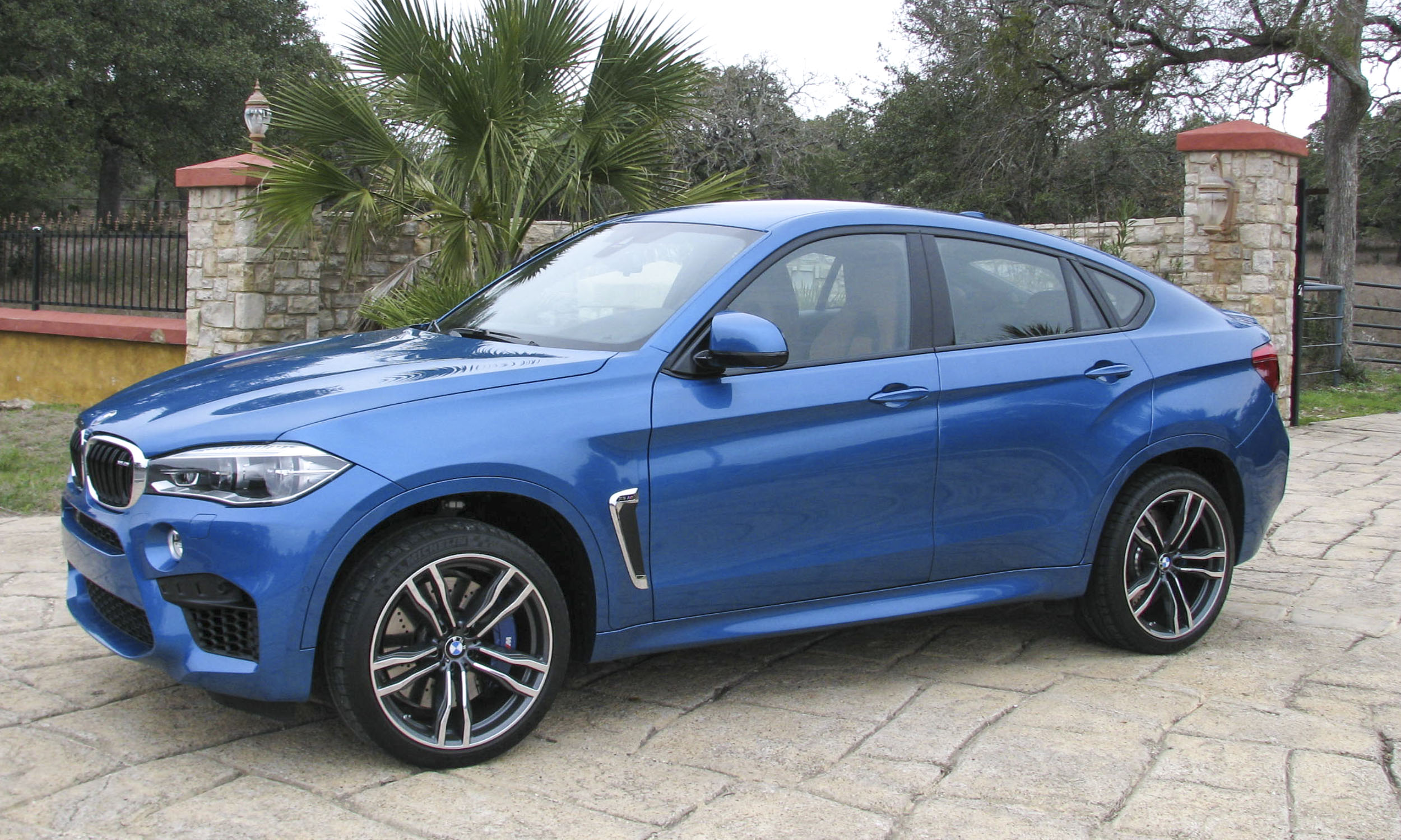 2015 Bmw X6 M Review Autonxt
