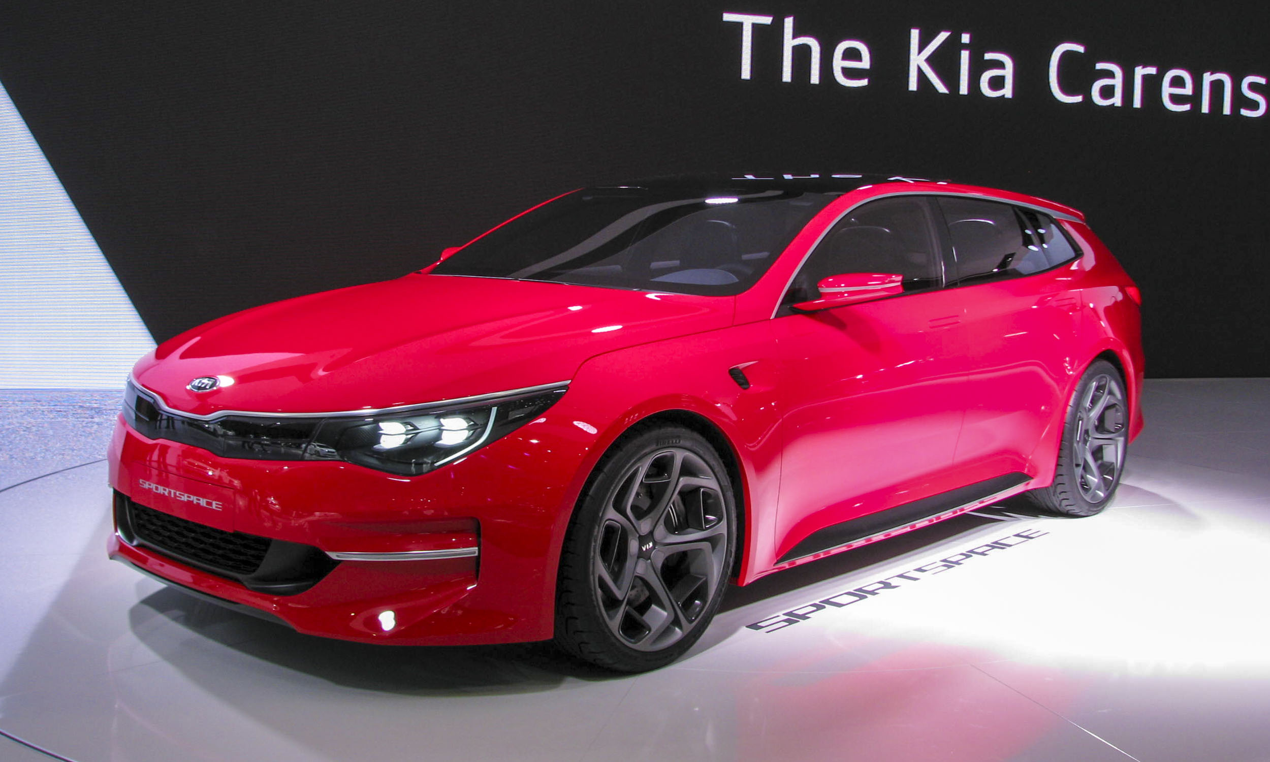 Year In Review Best Concept Cars Of 2015 Autonxt Wiring Diagram Kia Carens Mike Meredith Automotive Content Experience