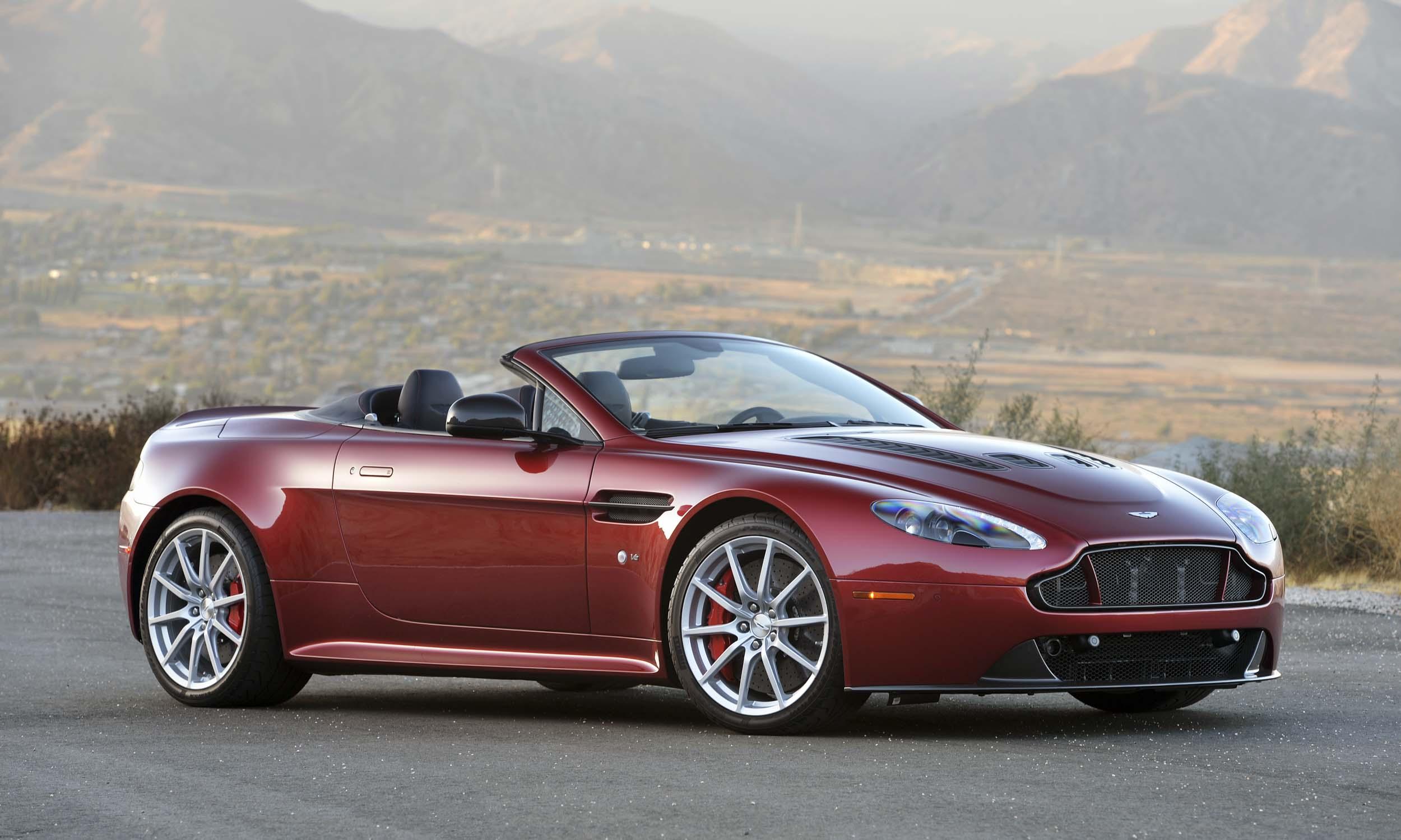 © Aston Martin Lagonda Ltd