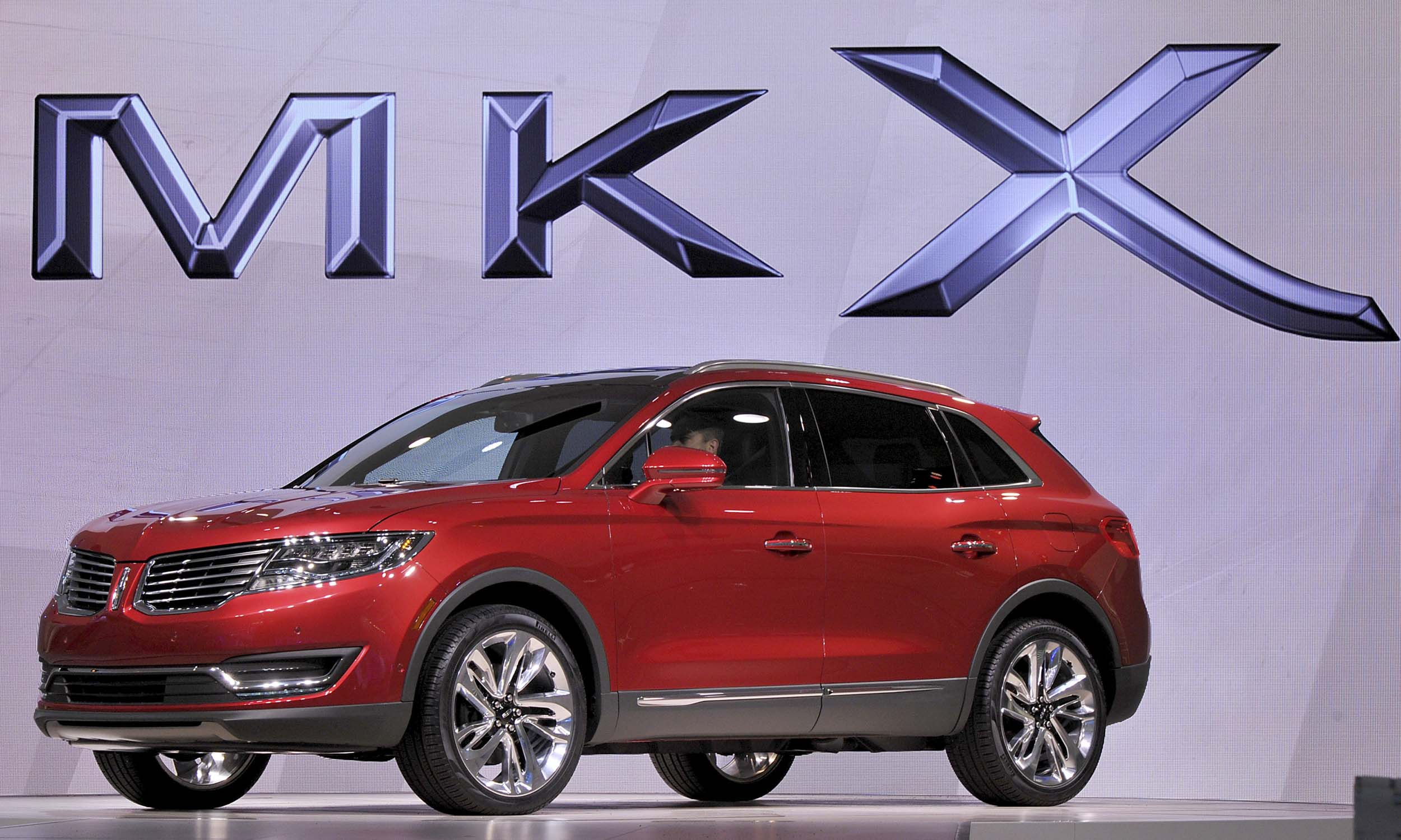 New suvs for 2015 and beyond autonxt for Lincoln motor company news