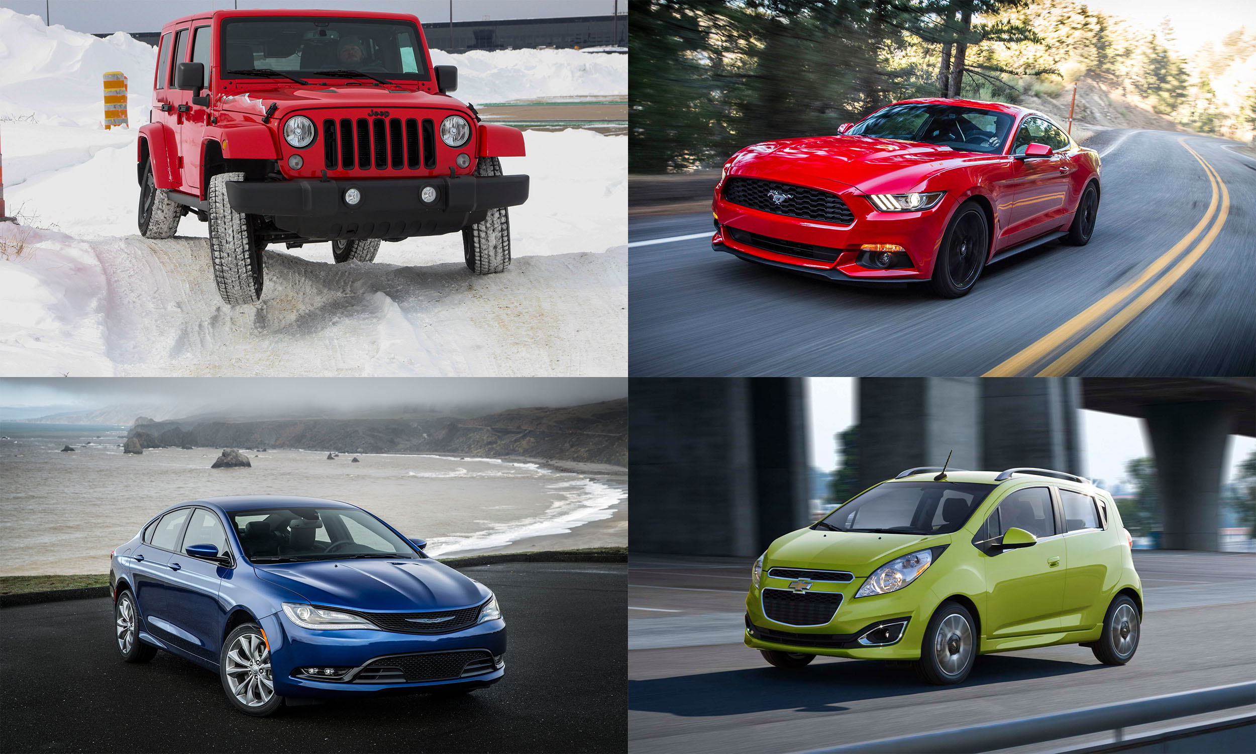 Great American Cars of 2015 — Under $25,000 - » AutoNXT