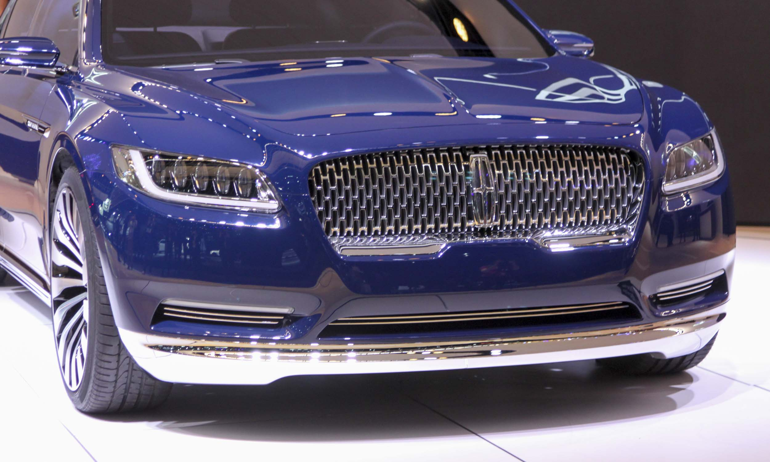 MoreNY72 Outstanding Lincoln Continental New York Auto Show Cars Trend