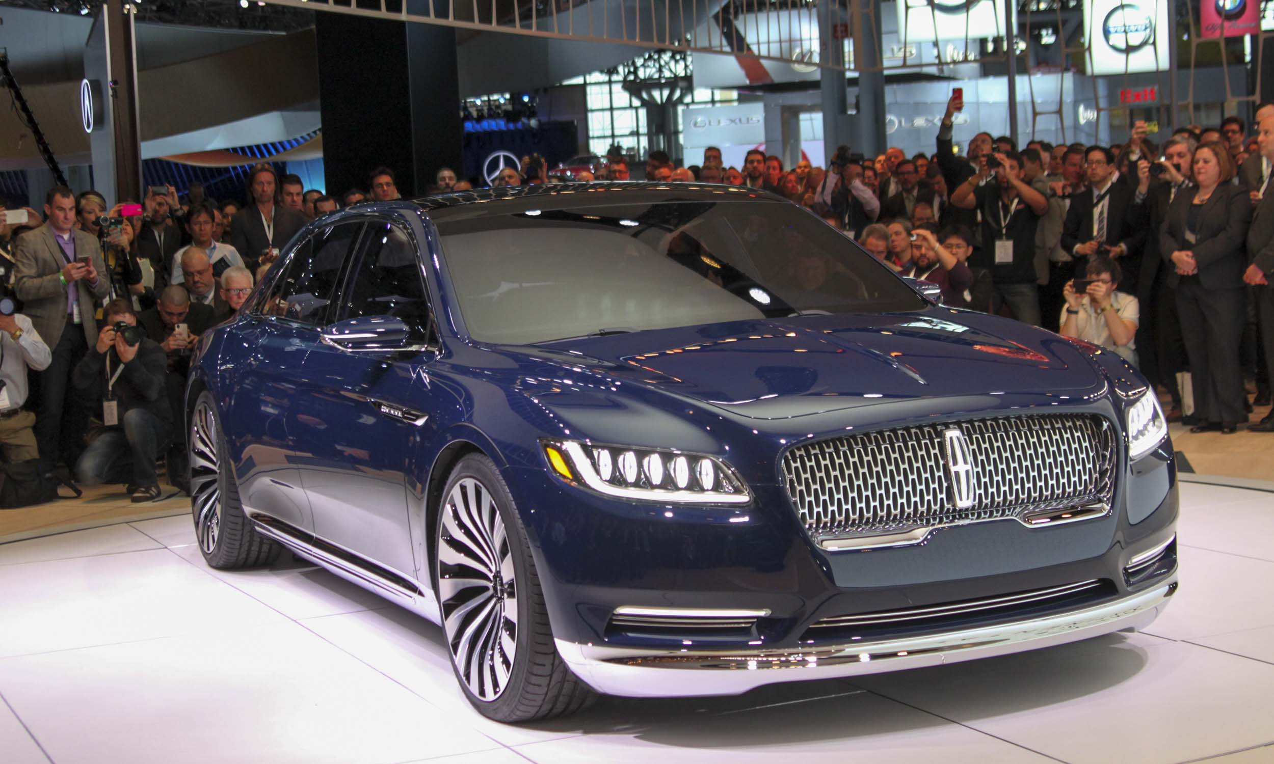 Car Shows In Ny - New York Auto Show Autonxt
