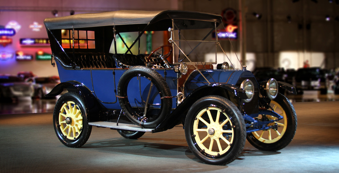 Amazing Cars of the GM Heritage Center - » AutoNXT