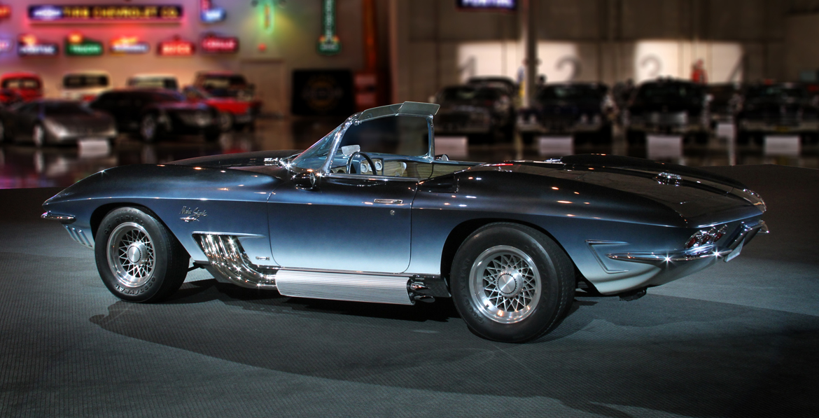 Amazing Cars Of The Gm Heritage Center 187 Autonxt