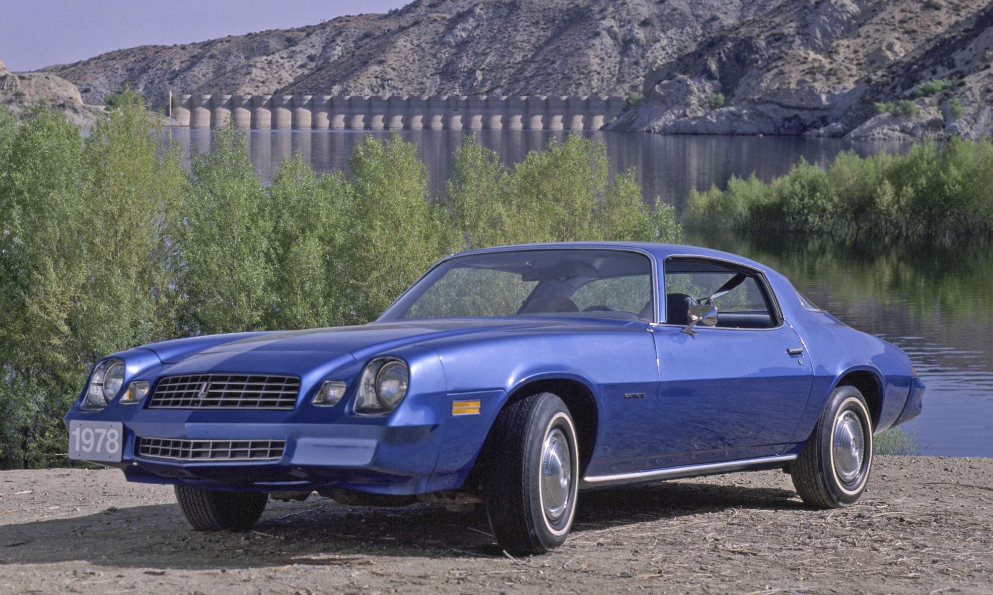 Chevrolet Camaro A Brief History 187 Autonxt