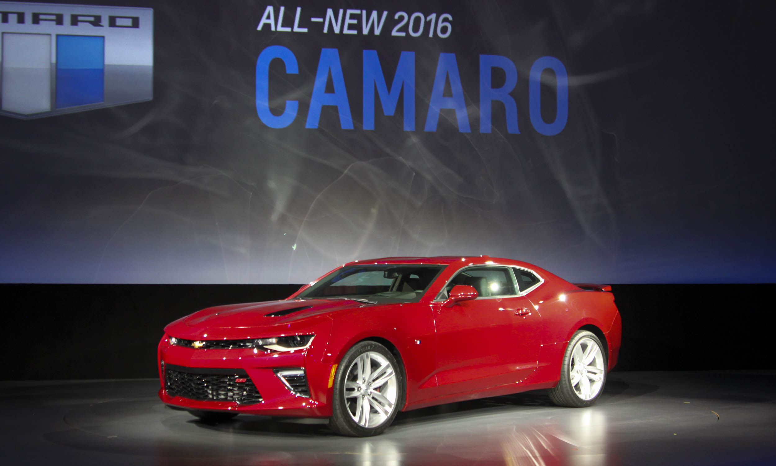 2016 Chevrolet Camaro First Look Review AutoNXT