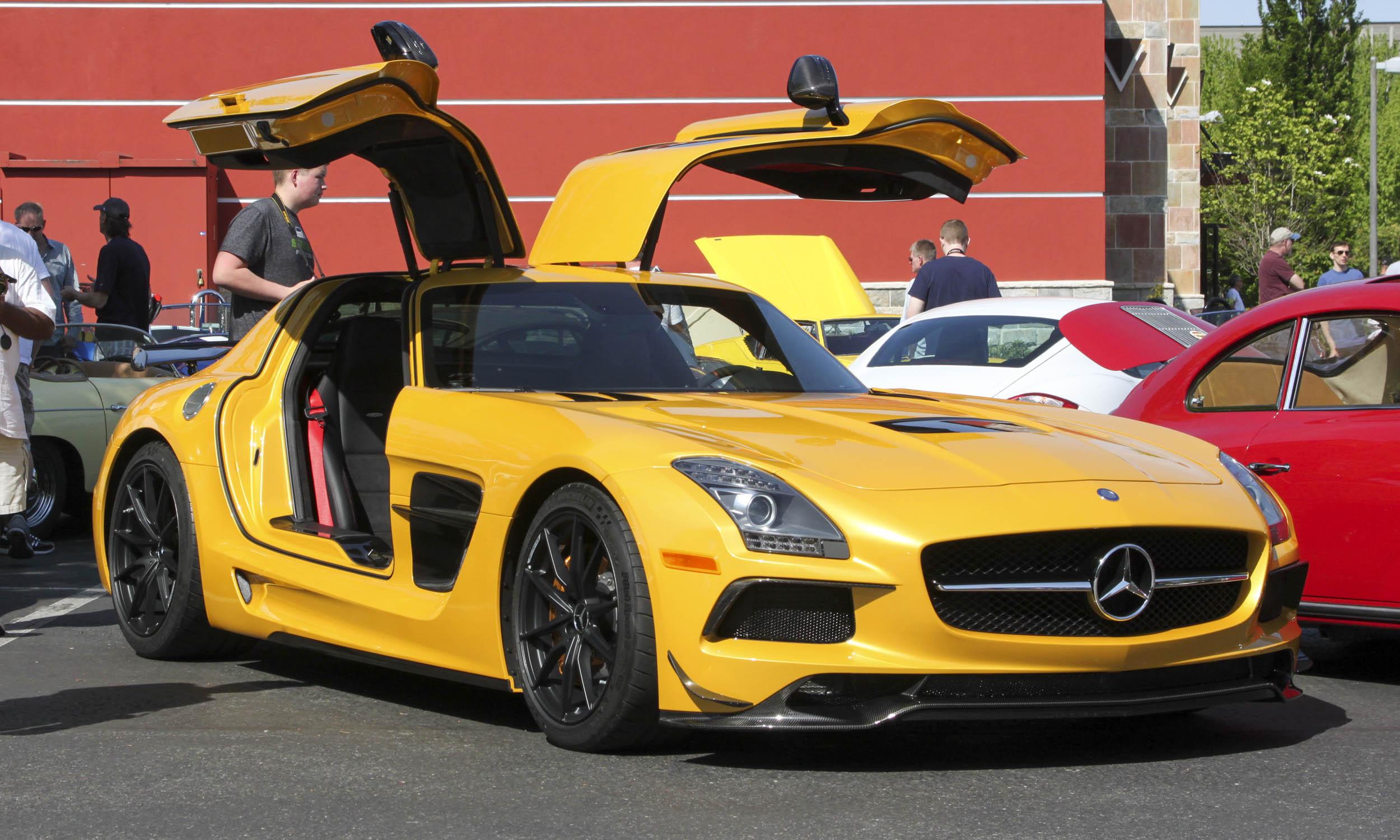 Redmond Exotic Car Show