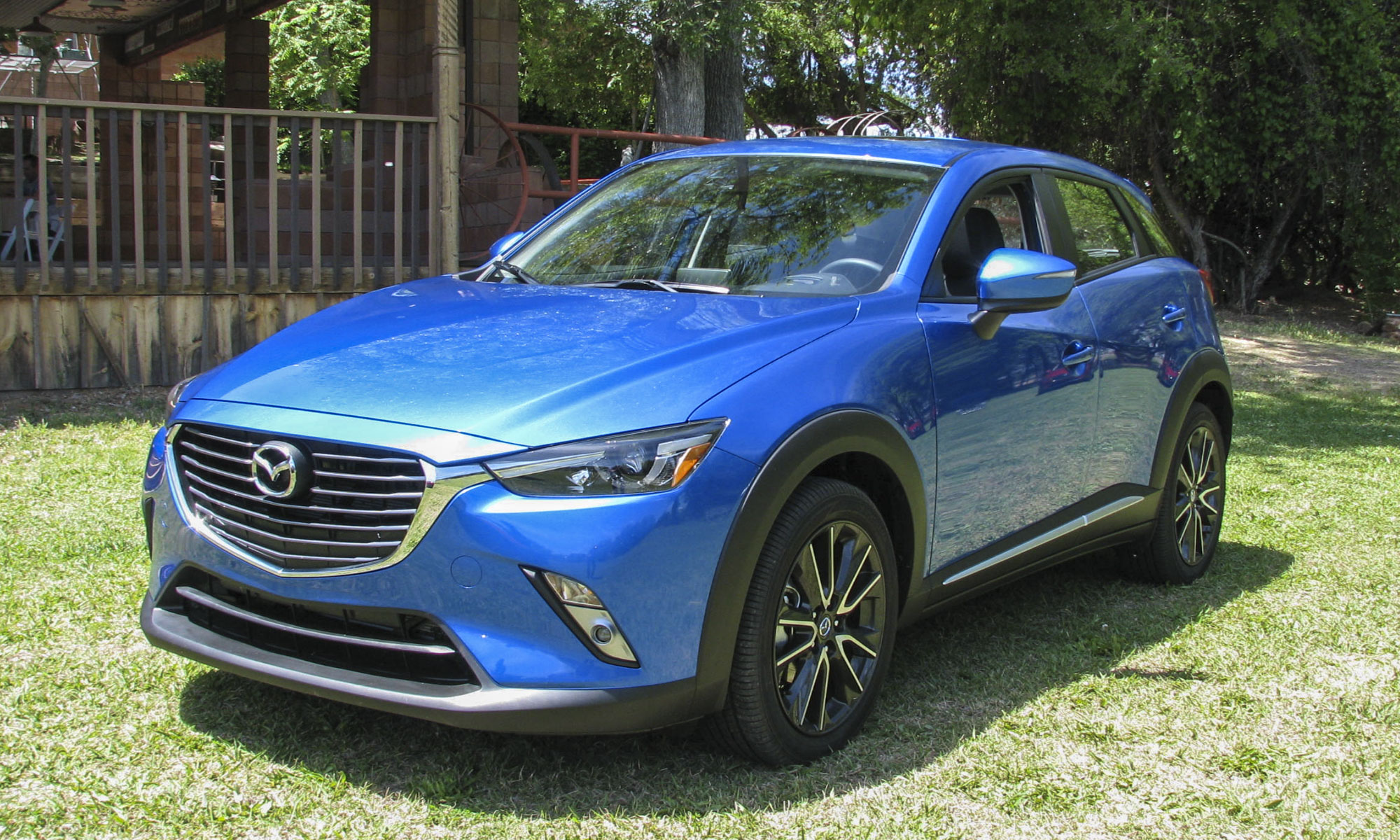 2016 Mazda Cx 3 First Drive Review 187 Autonxt