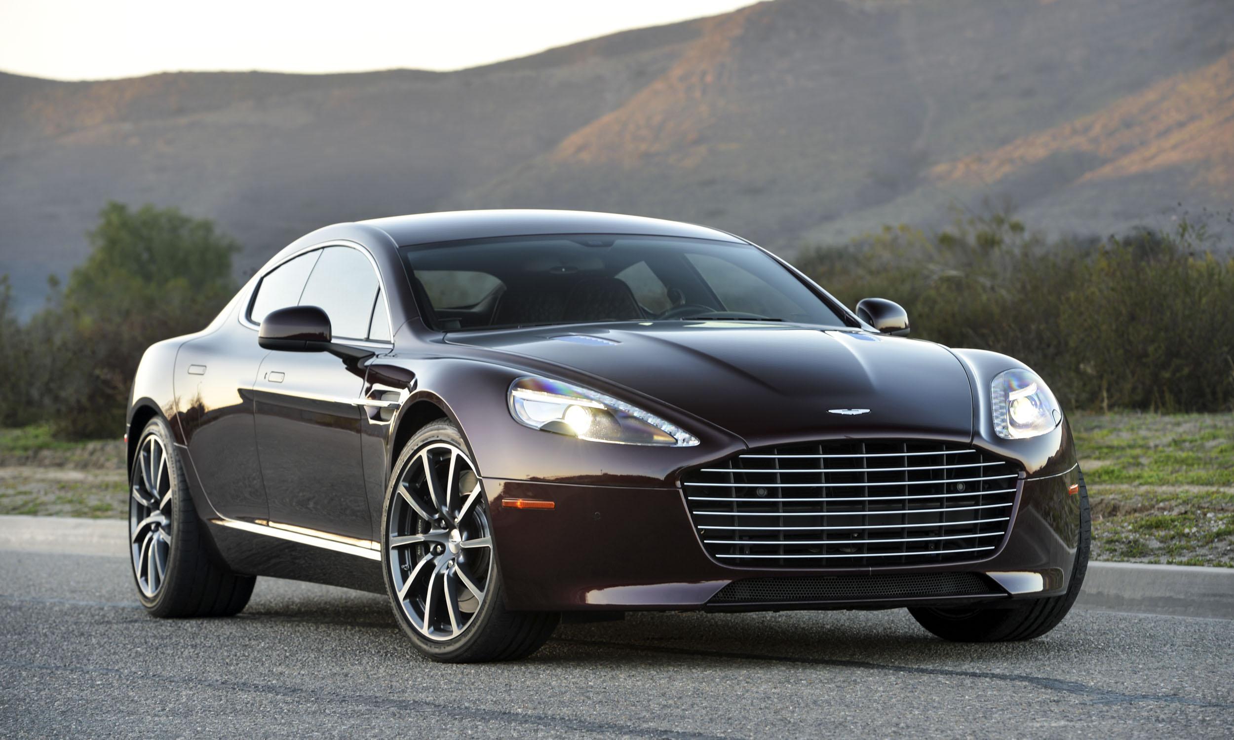 ? Aston Martin