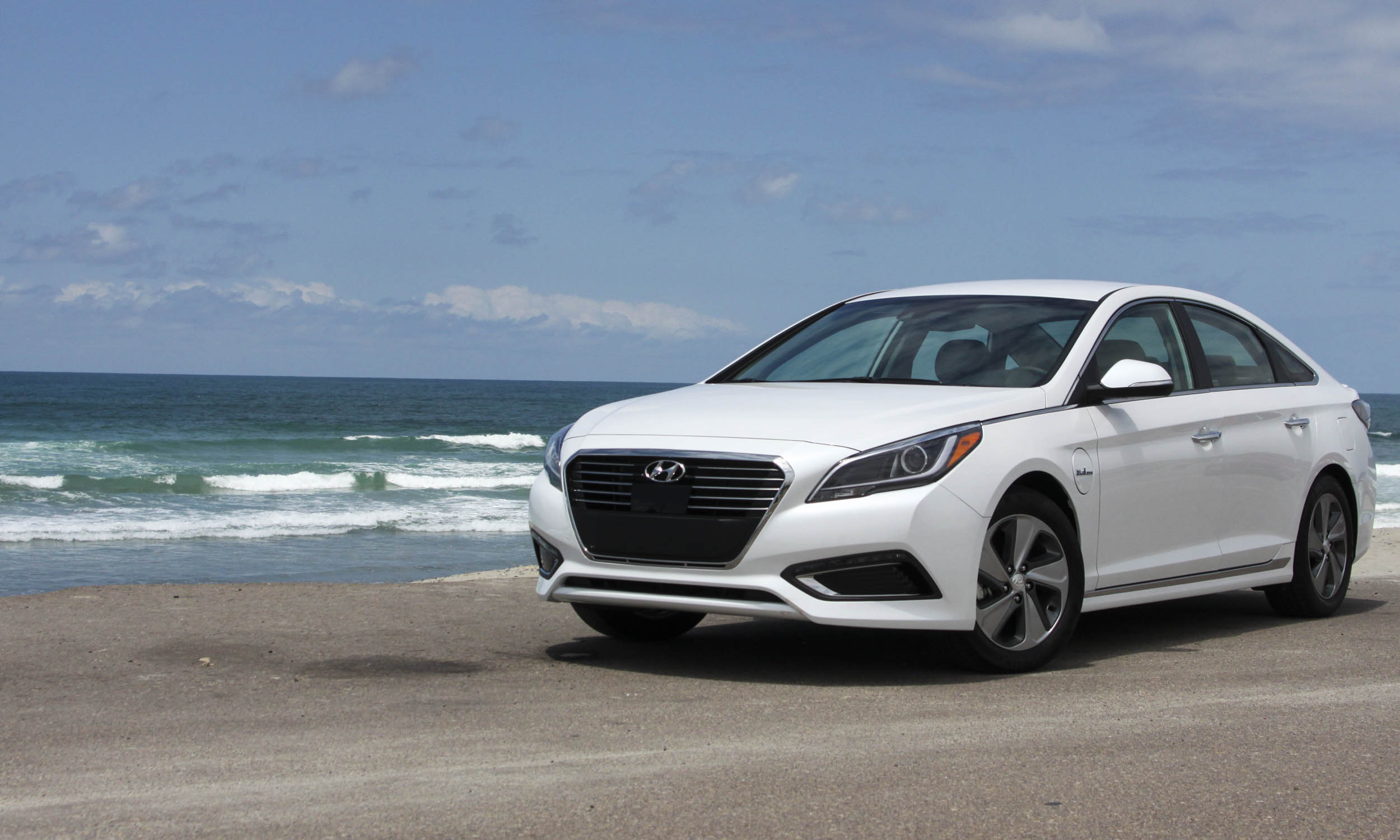 2016 Hyundai Sonata Hybrid Plug In First Drive Review