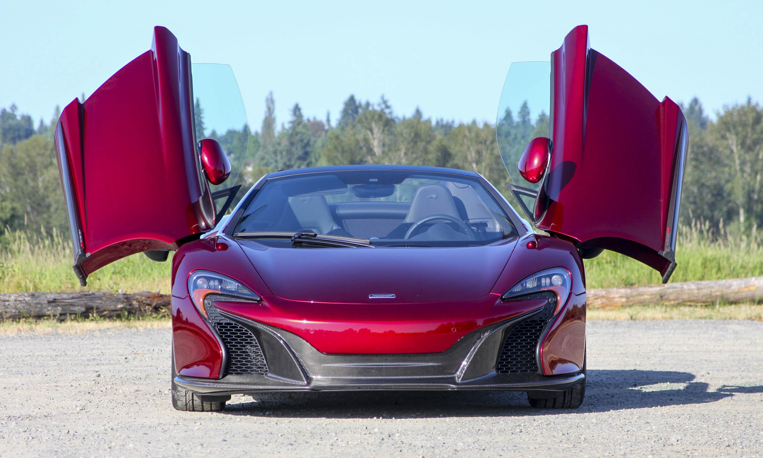 Perry Stern Automotive Content Experience & 2015 McLaren 650S Spider: Review - » AutoNXT
