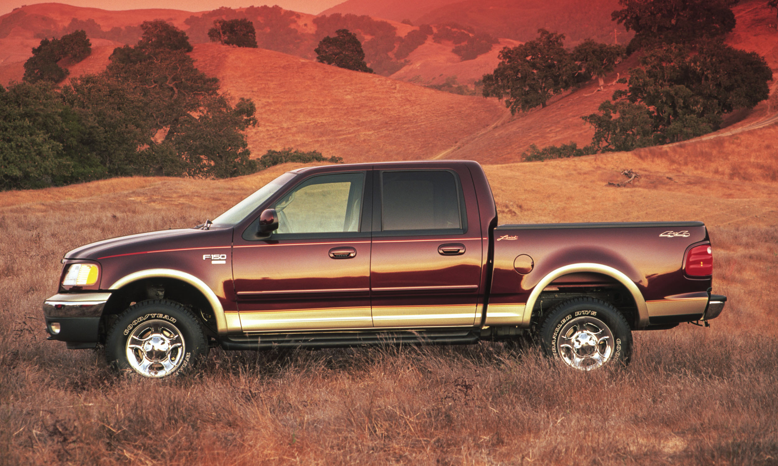 Ford F Series A Brief History 187 Autonxt
