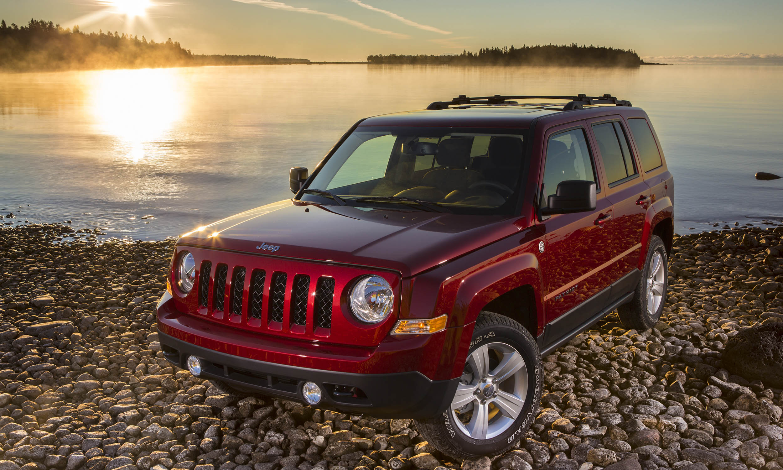 2015 Jeep® Patriot