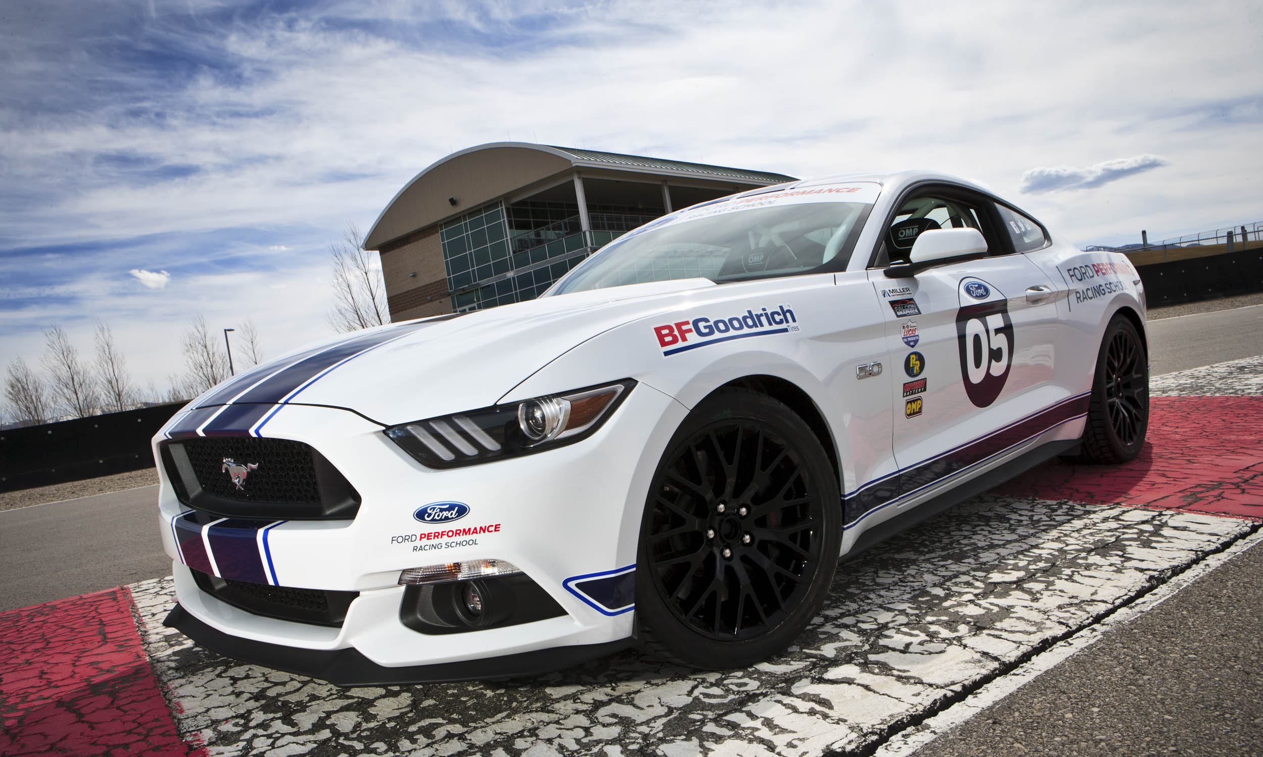 © Ford Performance Racing School