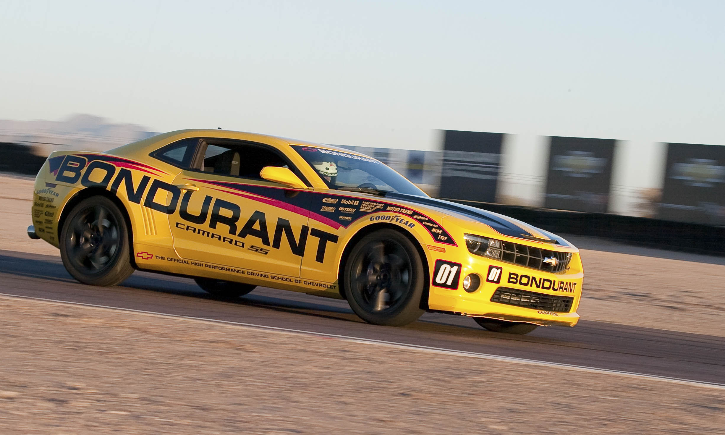 © Bondurant School of High Performance Driving
